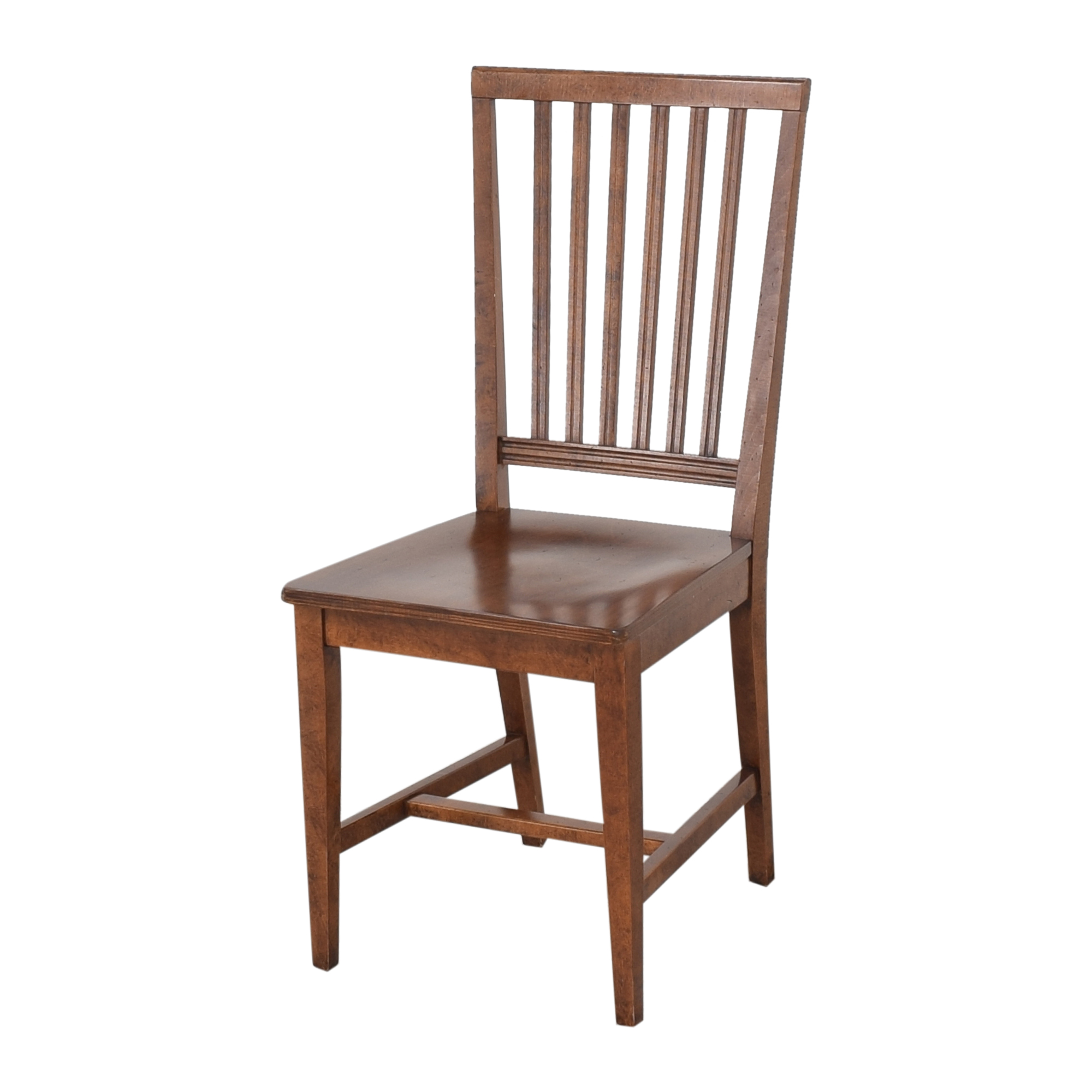 Crate & Barrel Crate & Barrel Village Nero Noche Dining Chairs coupon