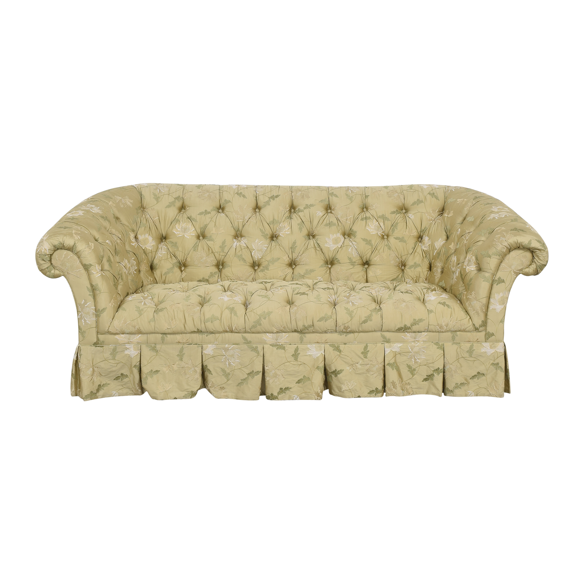 shop Lillian August Chesterfield Sofa Lillian August