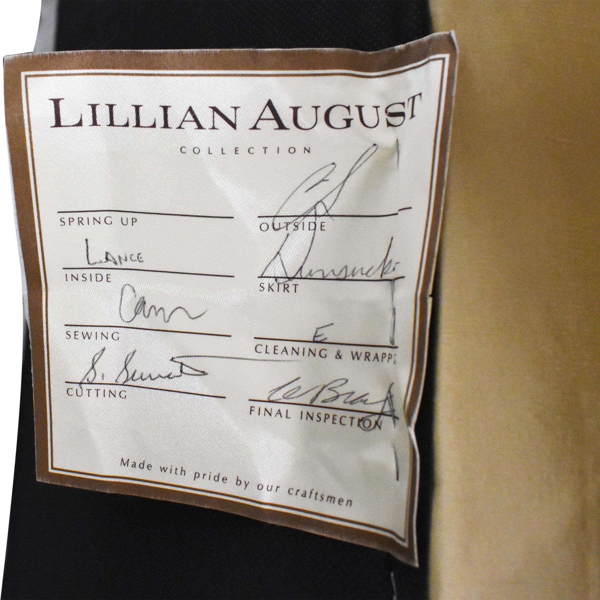 shop Lillian August Chesterfield Sofa Lillian August