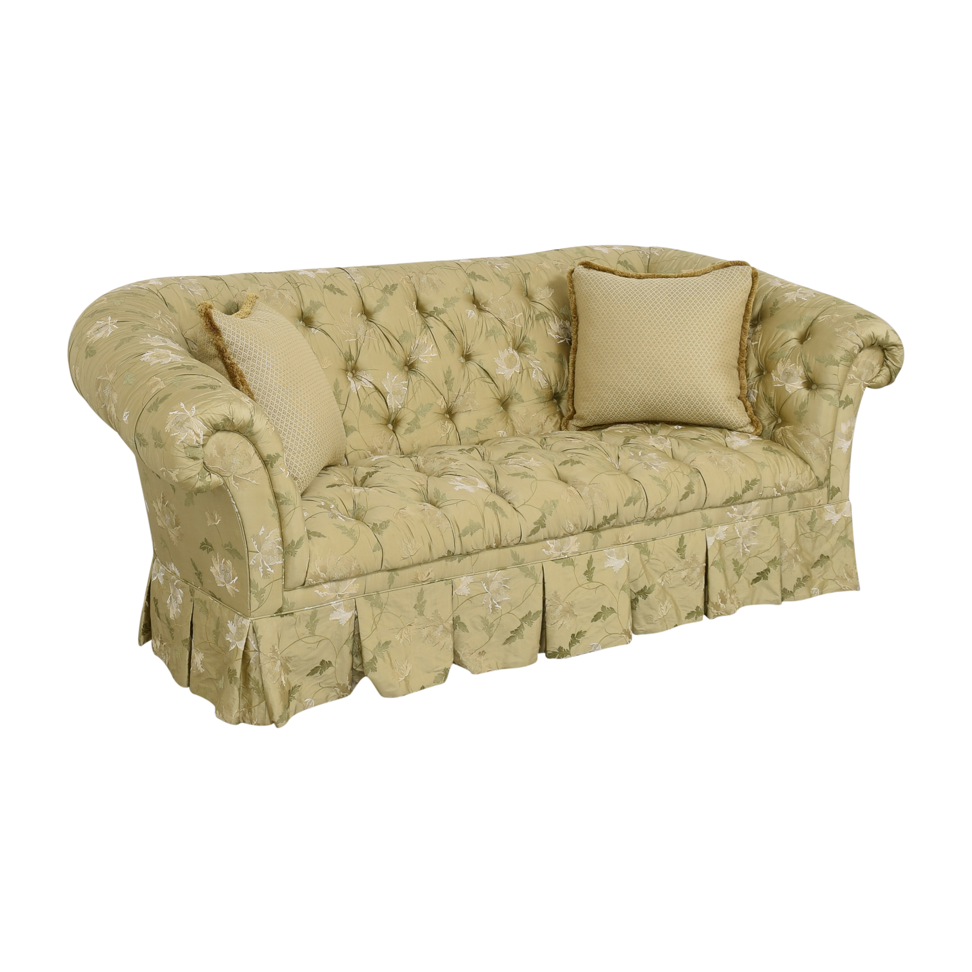 shop Lillian August Lillian August Chesterfield Sofa online