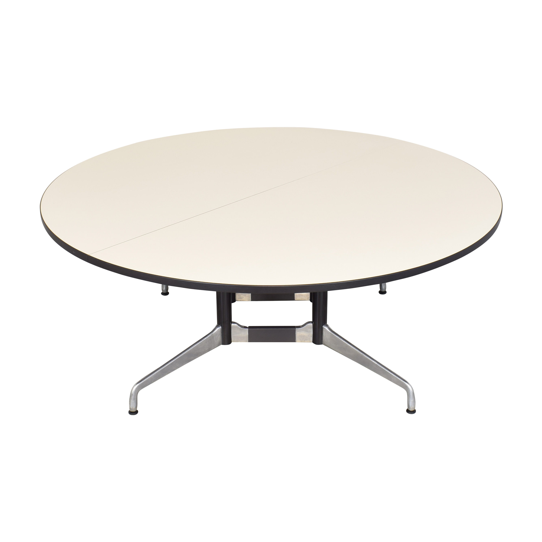 Herman Miller Herman Miller Eames Mid-Century Conference Table Dinner Tables