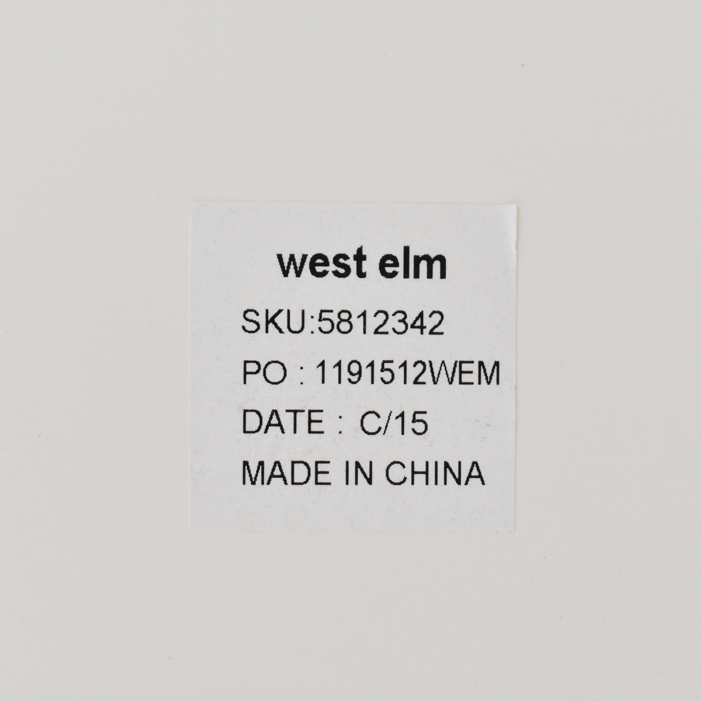 West Elm West Elm Parsons Tower ma