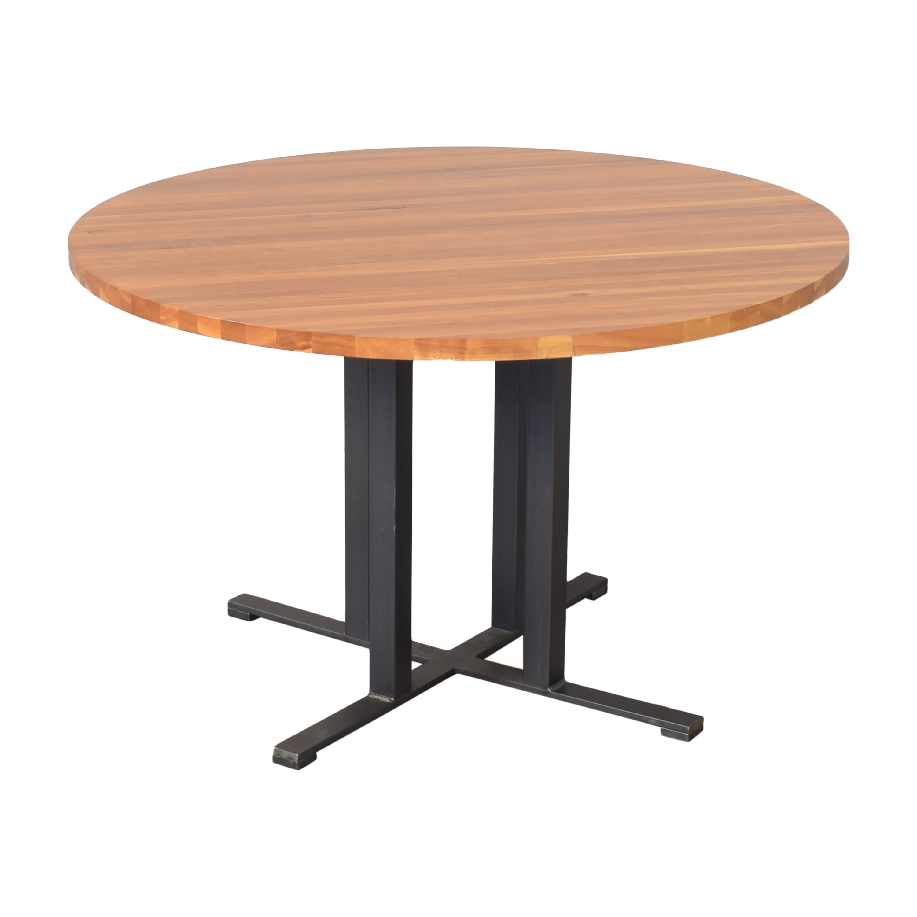 Room & Board Round Dining Table Room & Board