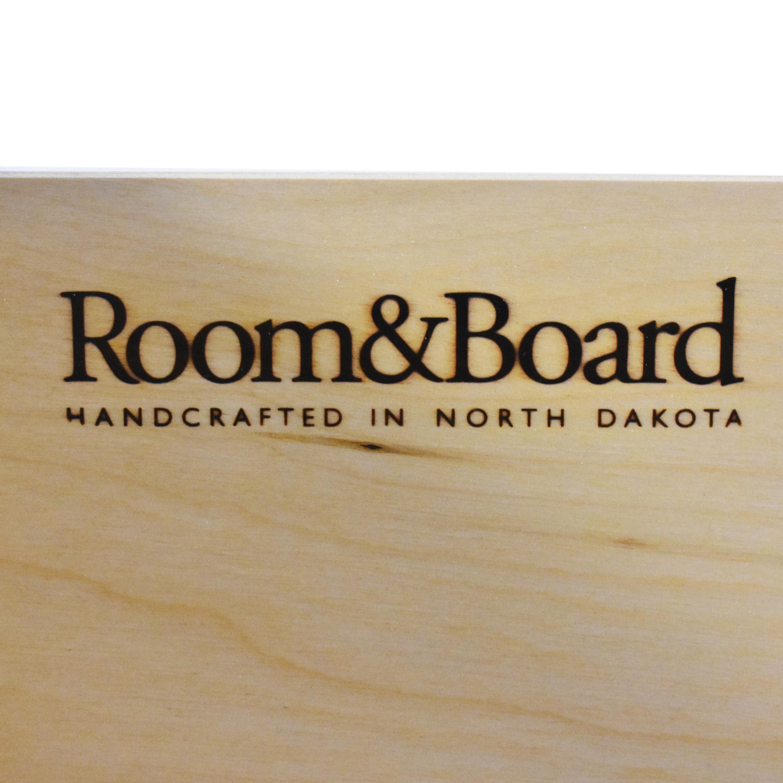 Room & Board Room & Board Copenhagen Six Drawer Dresser dimensions