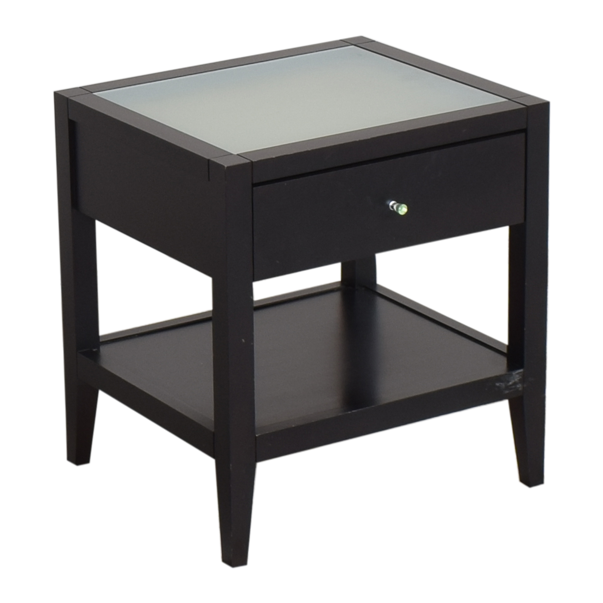 Crate & Barrel Crate & Barrel Nightstand by Baronet on sale