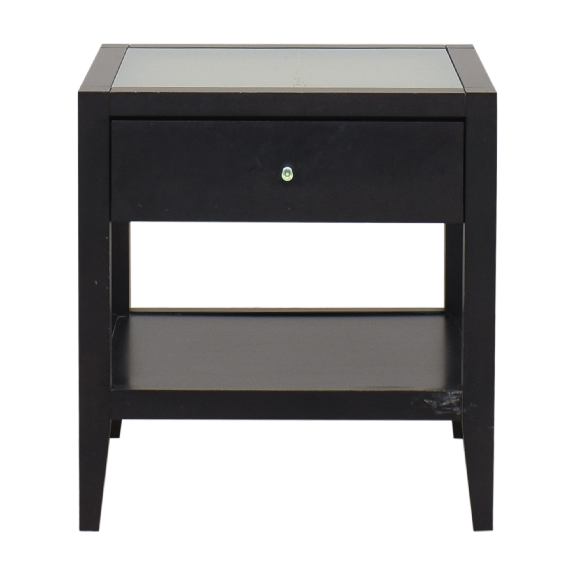 Crate & Barrel Crate & Barrel Nightstand by Baronet used