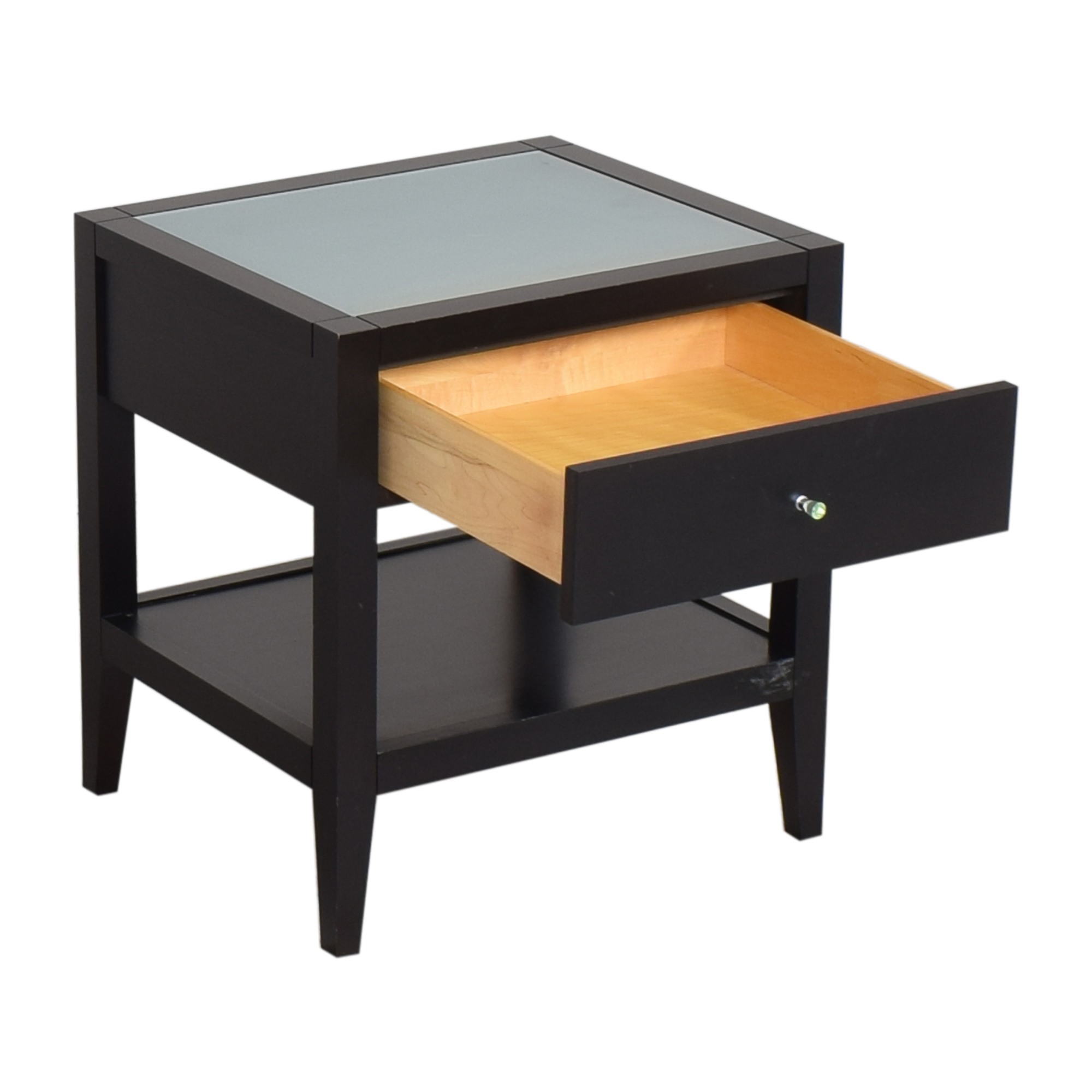 Crate & Barrel Crate & Barrel Nightstand by Baronet for sale