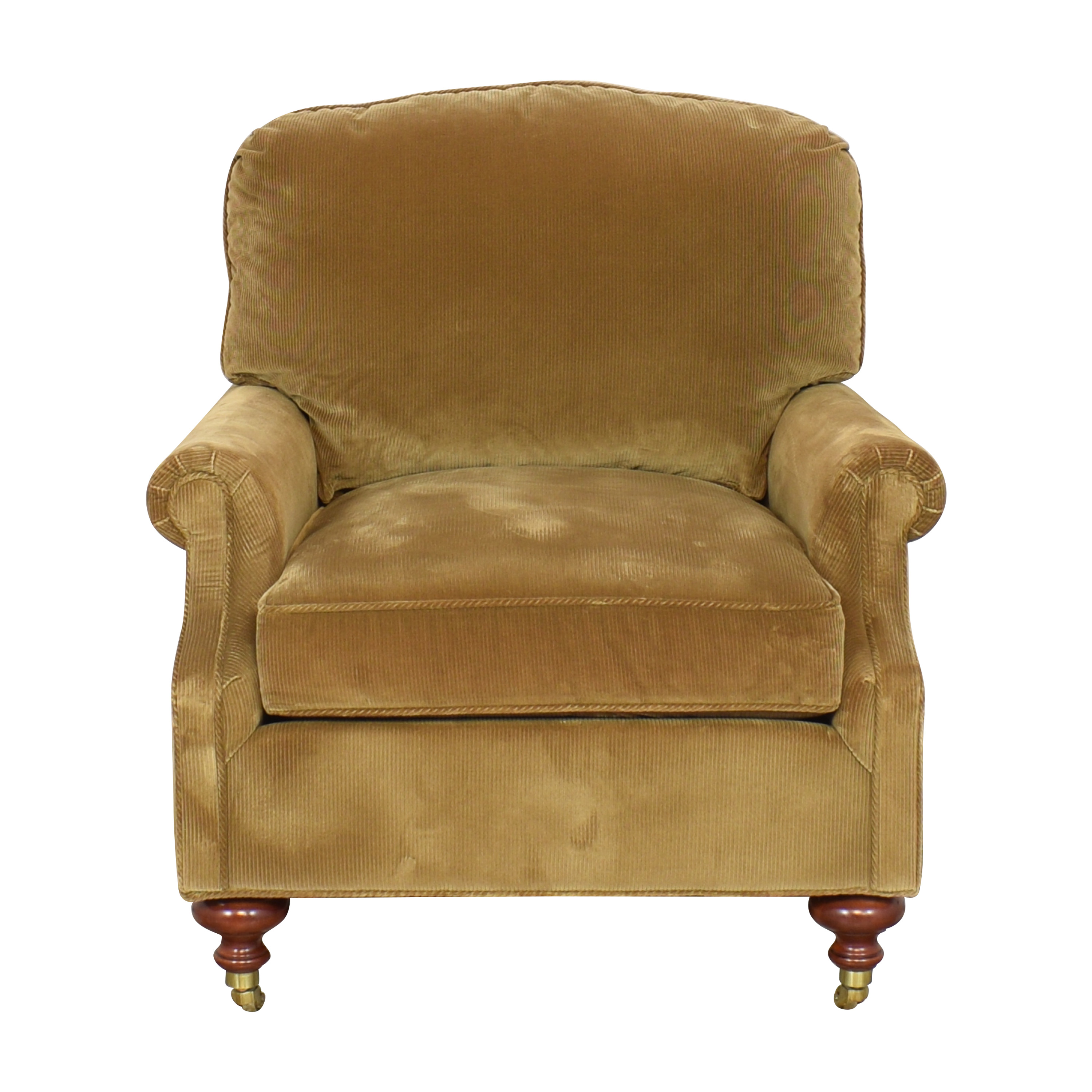 Charles Stewart Company Accent Chair sale