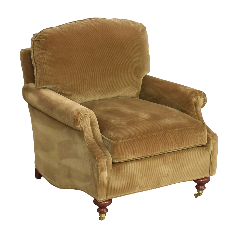 Charles Stewart Company Charles Stewart Company Accent Chair tan