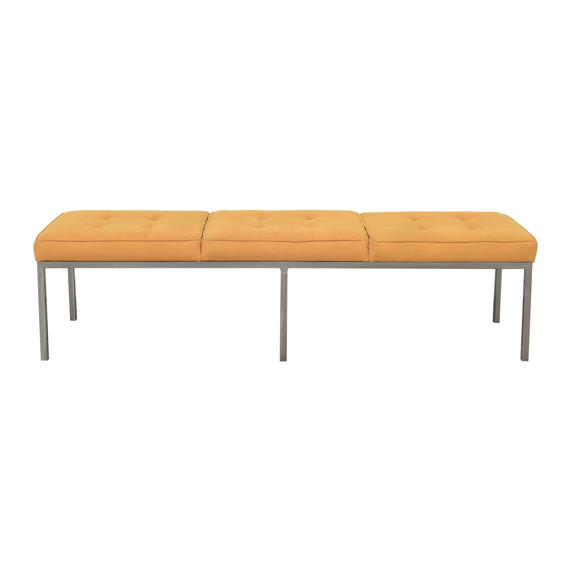 buy Thrive Sullivan Tufted Bench Thrive Benches