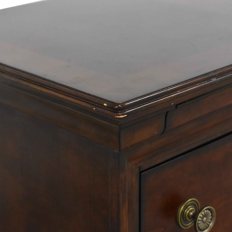 shop Bassett Furniture Bassett Furniture Three Drawer Nightstands online