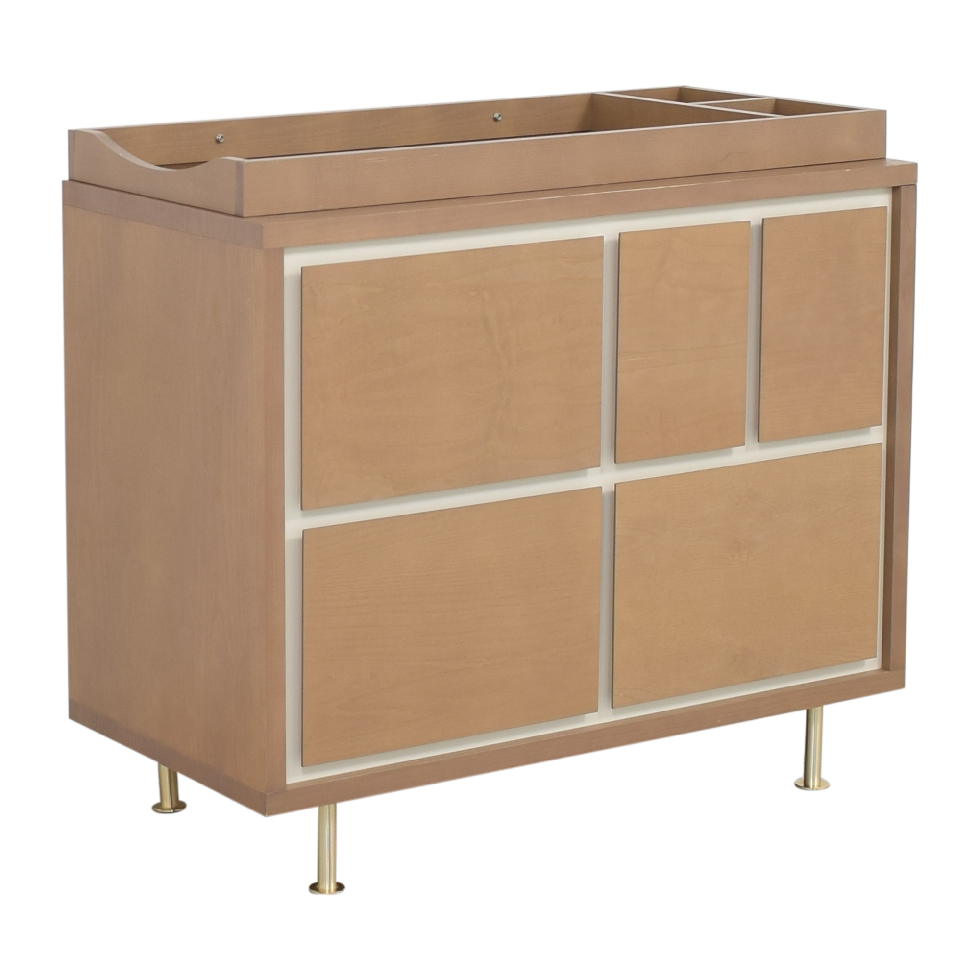 Nursery Works Nursery Works Novella Five Drawer Dresser with Changing Table nyc