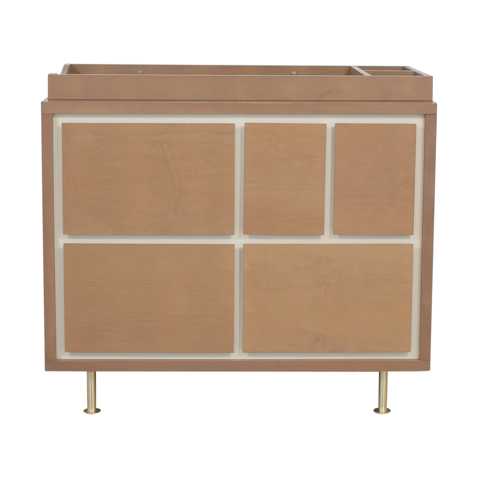 Nursery Works Nursery Works Novella Five Drawer Dresser with Changing Table Dressers