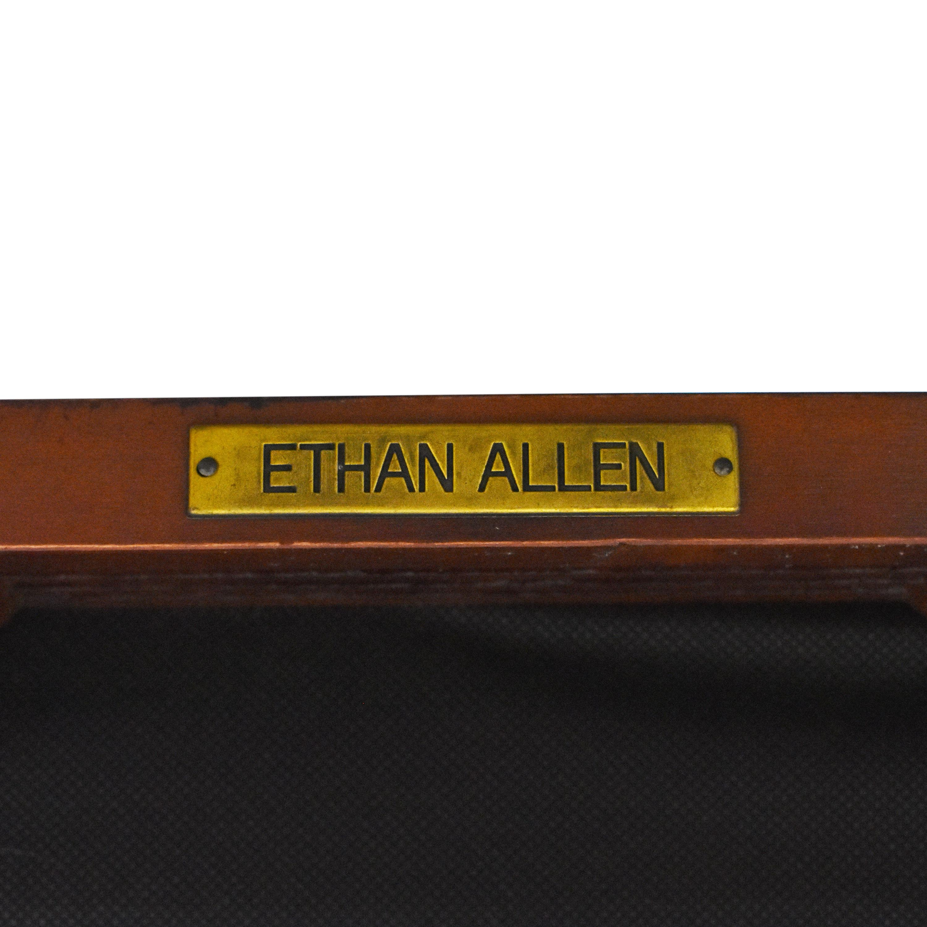 Ethan Allen Ethan Allen British Classics Dining Arm Chairs price