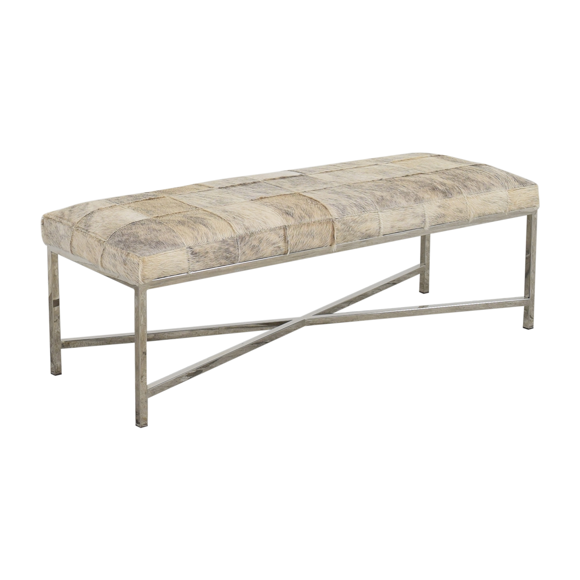 Massoud Massoud Patchwork Bench