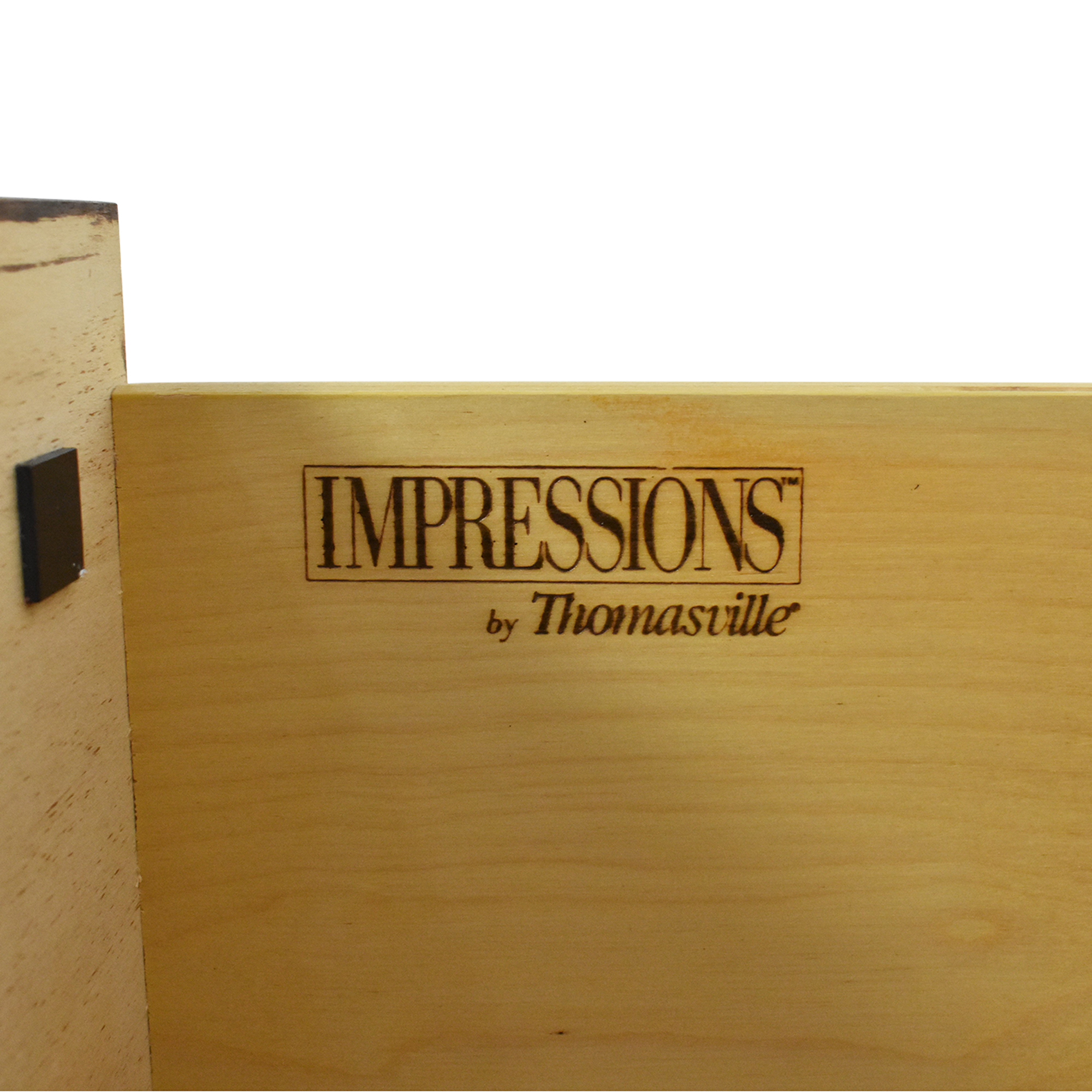 buy Thomasville Impressions Six Drawer Double Dresser Thomasville