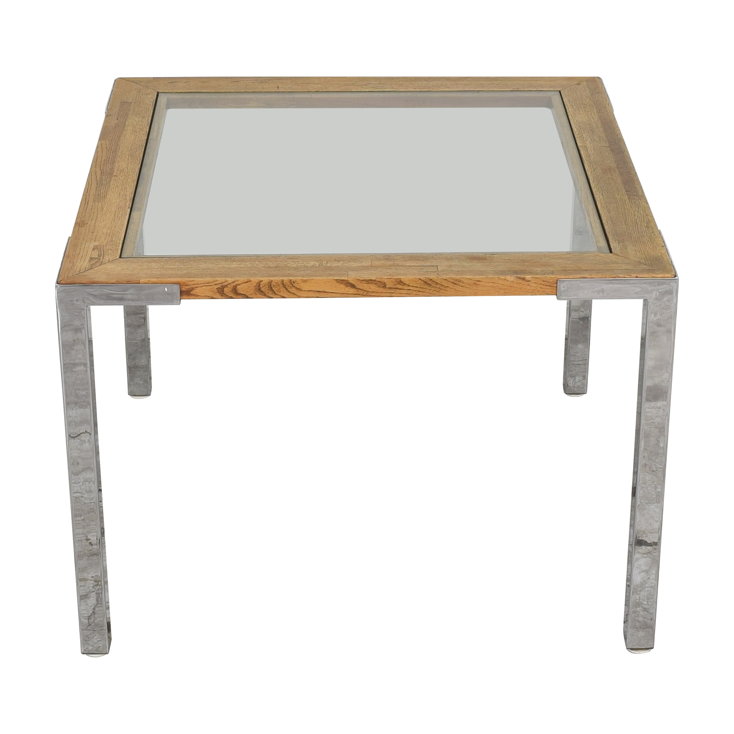 Mid Century Modern Square Dining Table nyc