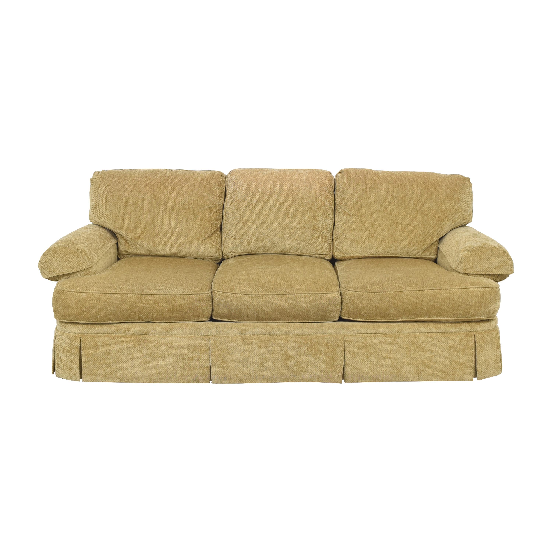 Hickory White Hickory White Skirted Three Cushion Sofa coupon