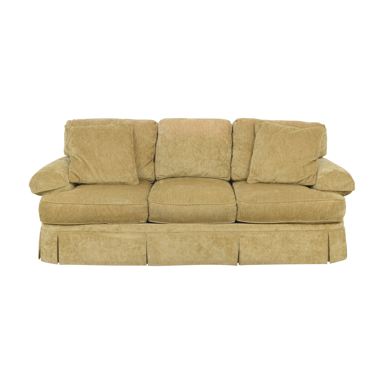 shop Hickory White Hickory White Skirted Three Cushion Sofa online