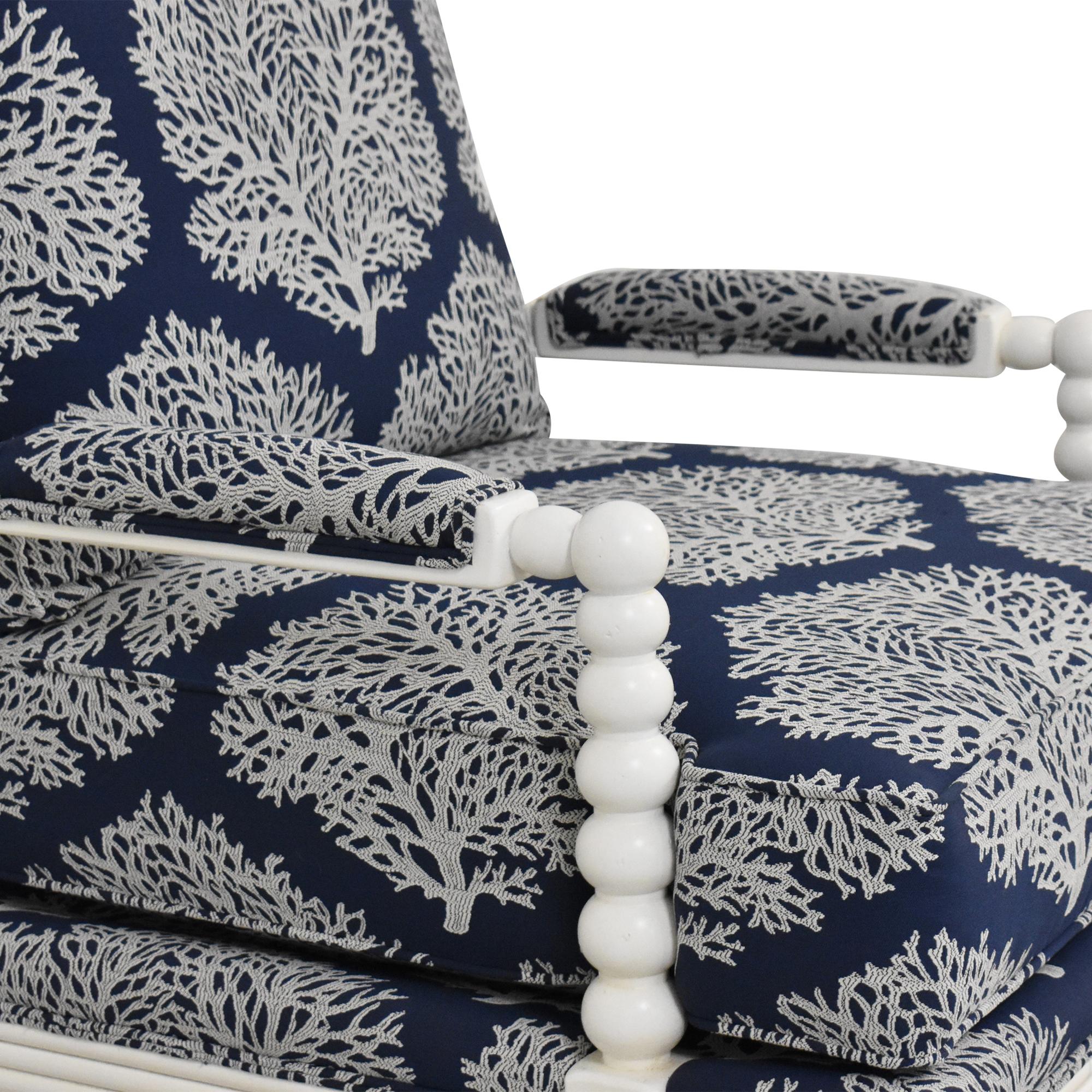 shop Ethan Allen Ethan Allen Custom Brandt Chair online