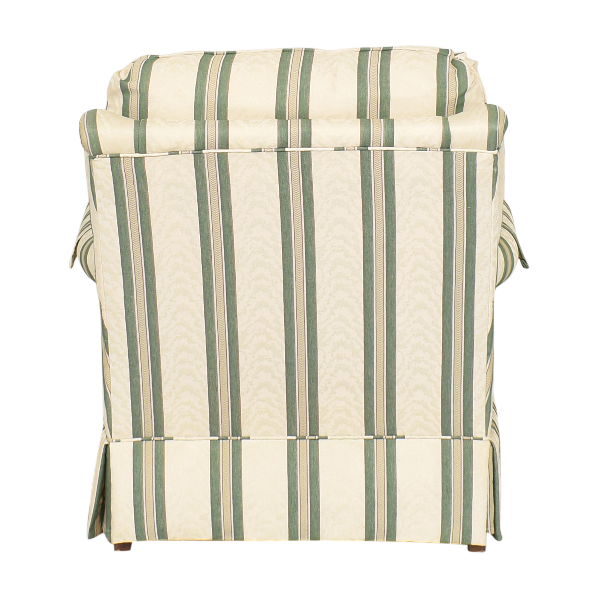 Pembrook Chair Pembrook Chair Upholstered Accent Chair and Ottoman ma