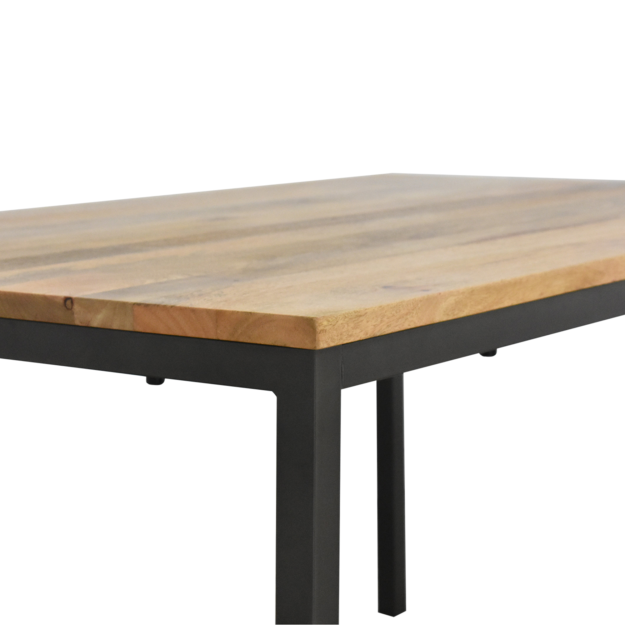 shop West Elm Box Frame Dining Table West Elm