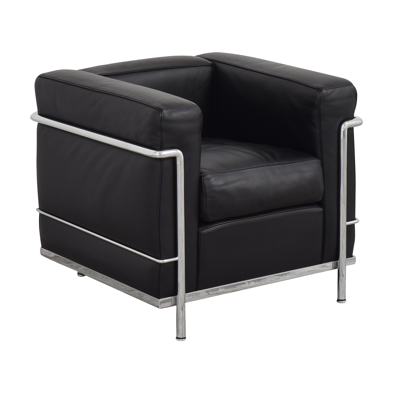 Cassina Le Corbusier LC2 Poltrona Armchair  sale