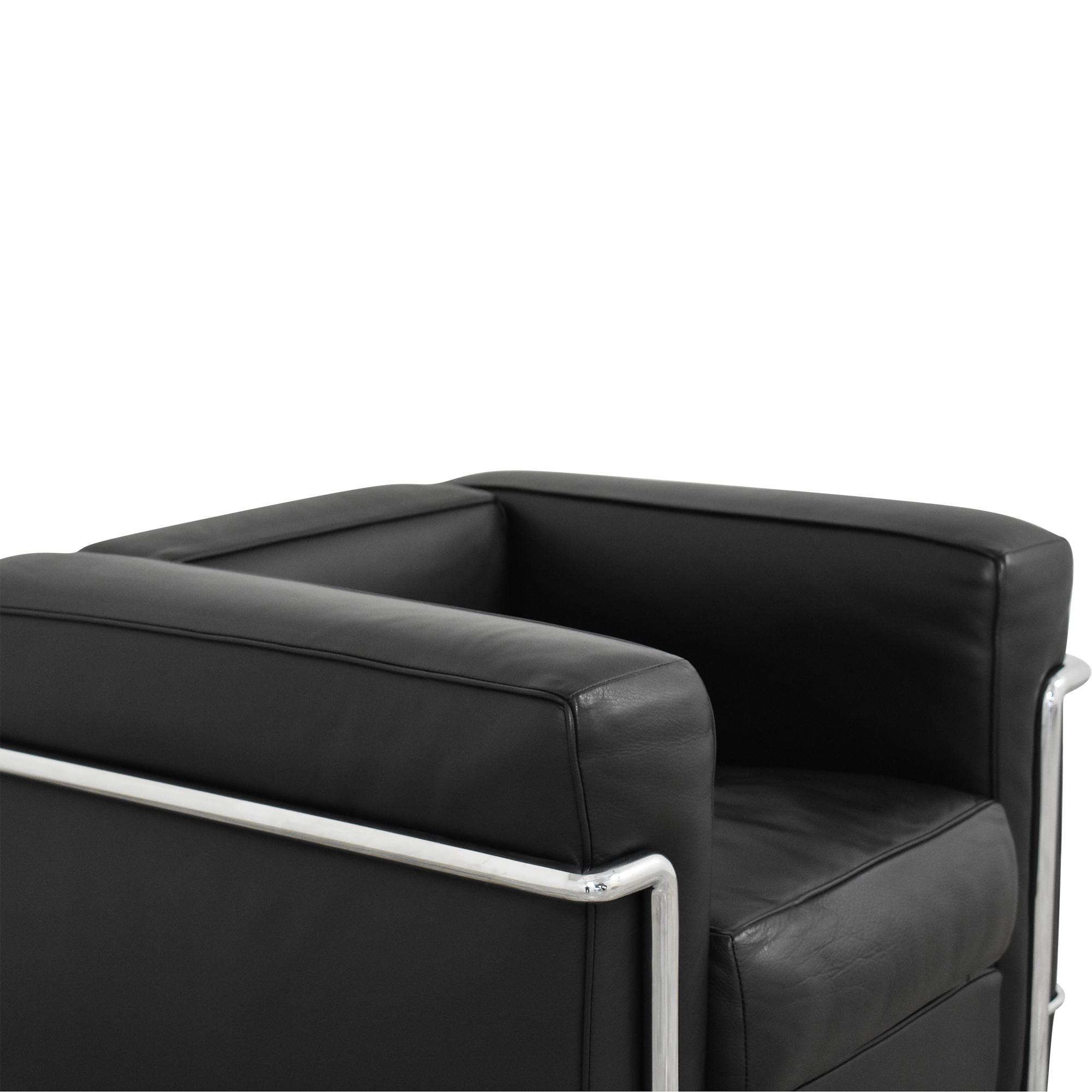 Cassina Cassina Le Corbusier LC2 Poltrona Armchair  nj