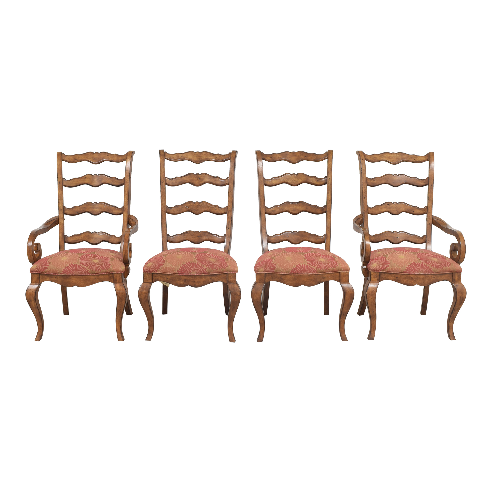 shop Thomasville Ladder Back Dining Chairs Thomasville Chairs