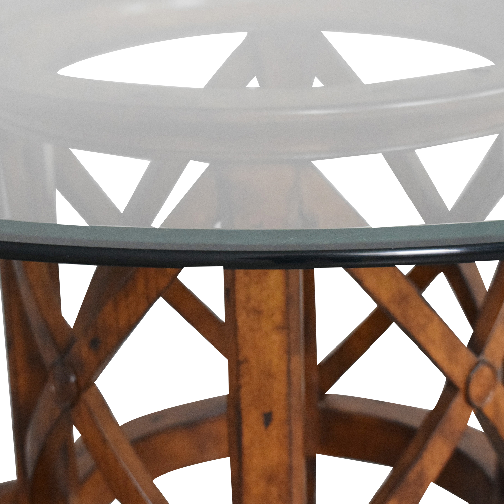 Thomasville Thomasville Round Dining Table ct