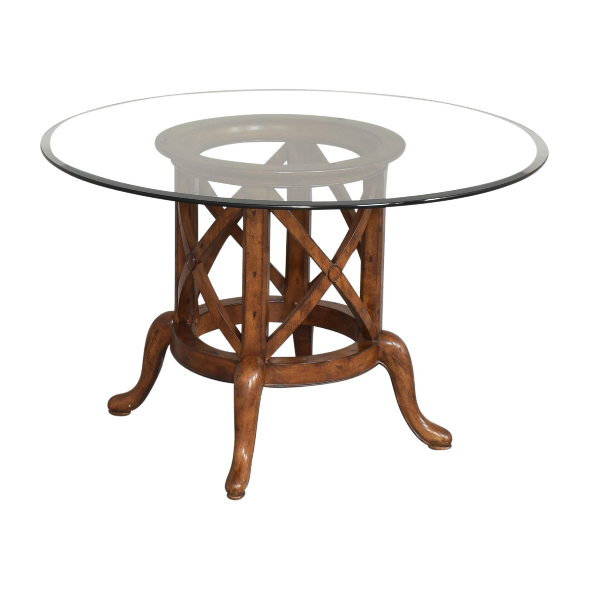buy Thomasville Round Dining Table Thomasville