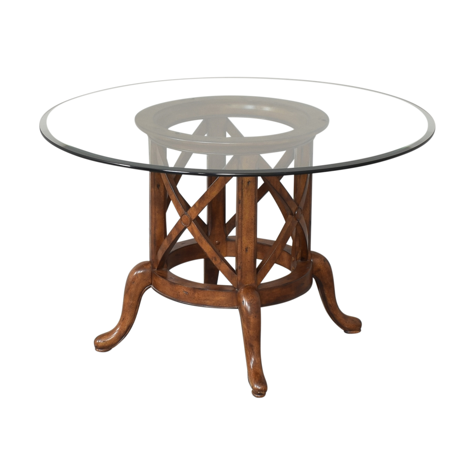 Thomasville Thomasville Round Dining Table coupon