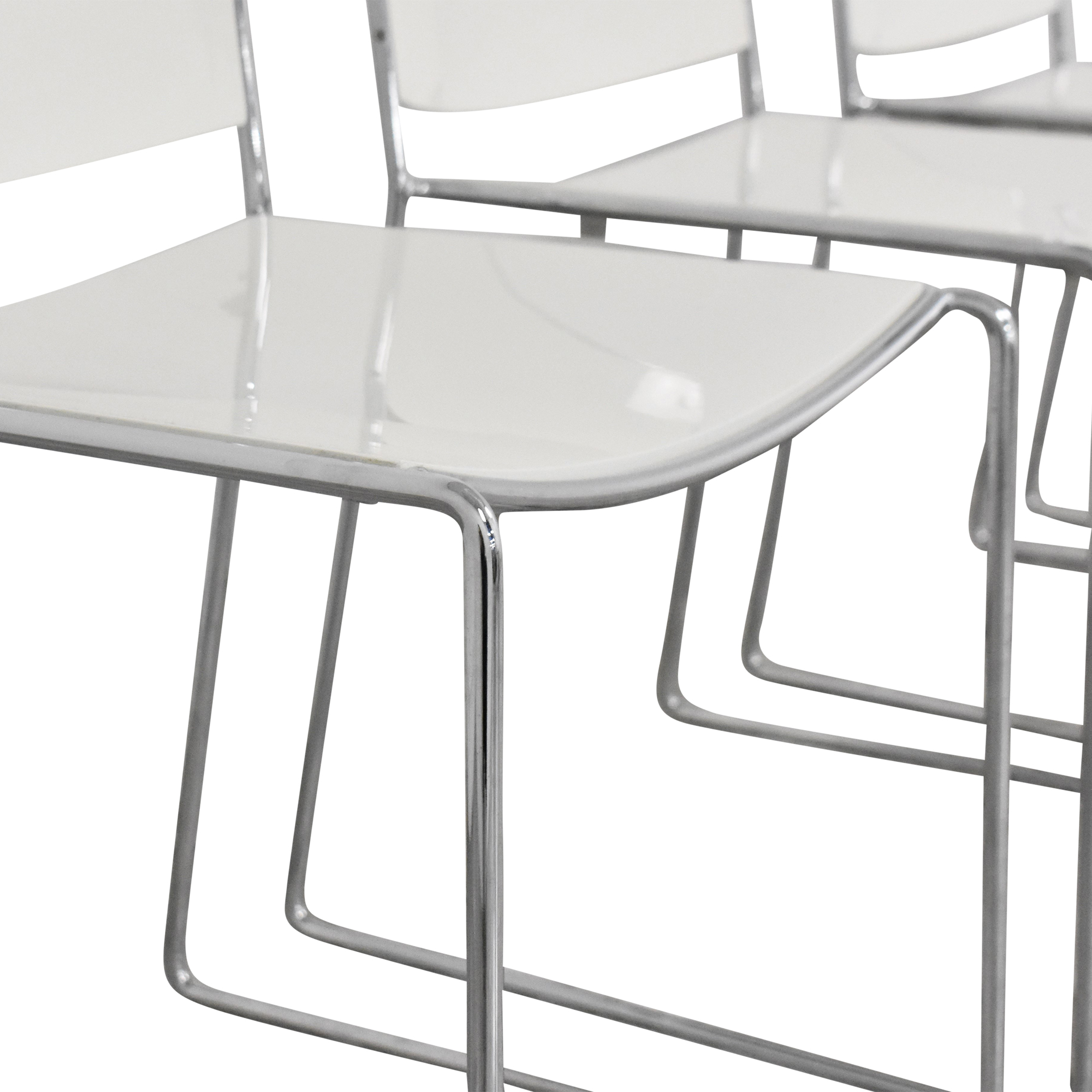 Porro Porro Spindle Chairs by Piero Lissoni for sale