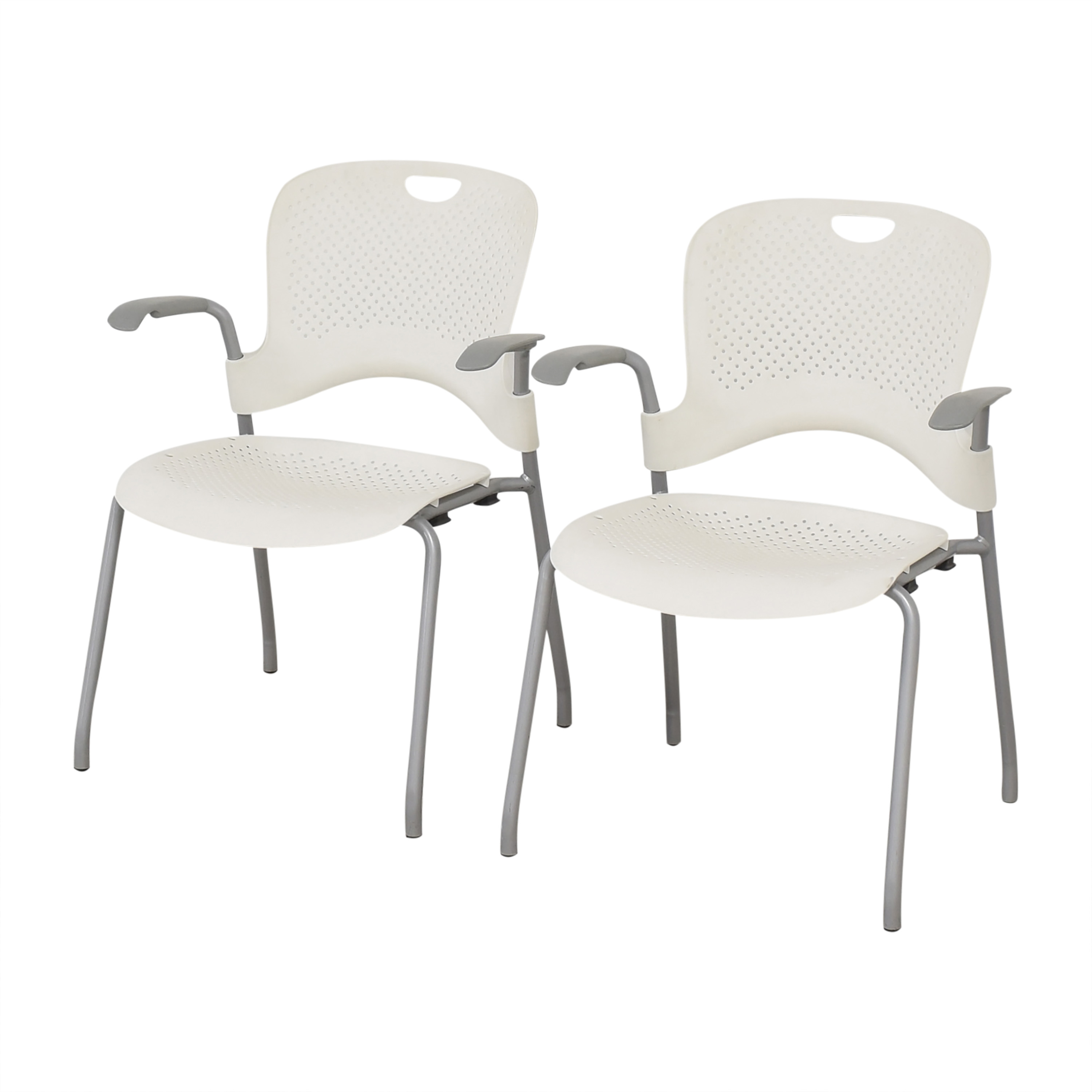 Herman Miller Herman Miller Caper Stacking Chairs Chairs
