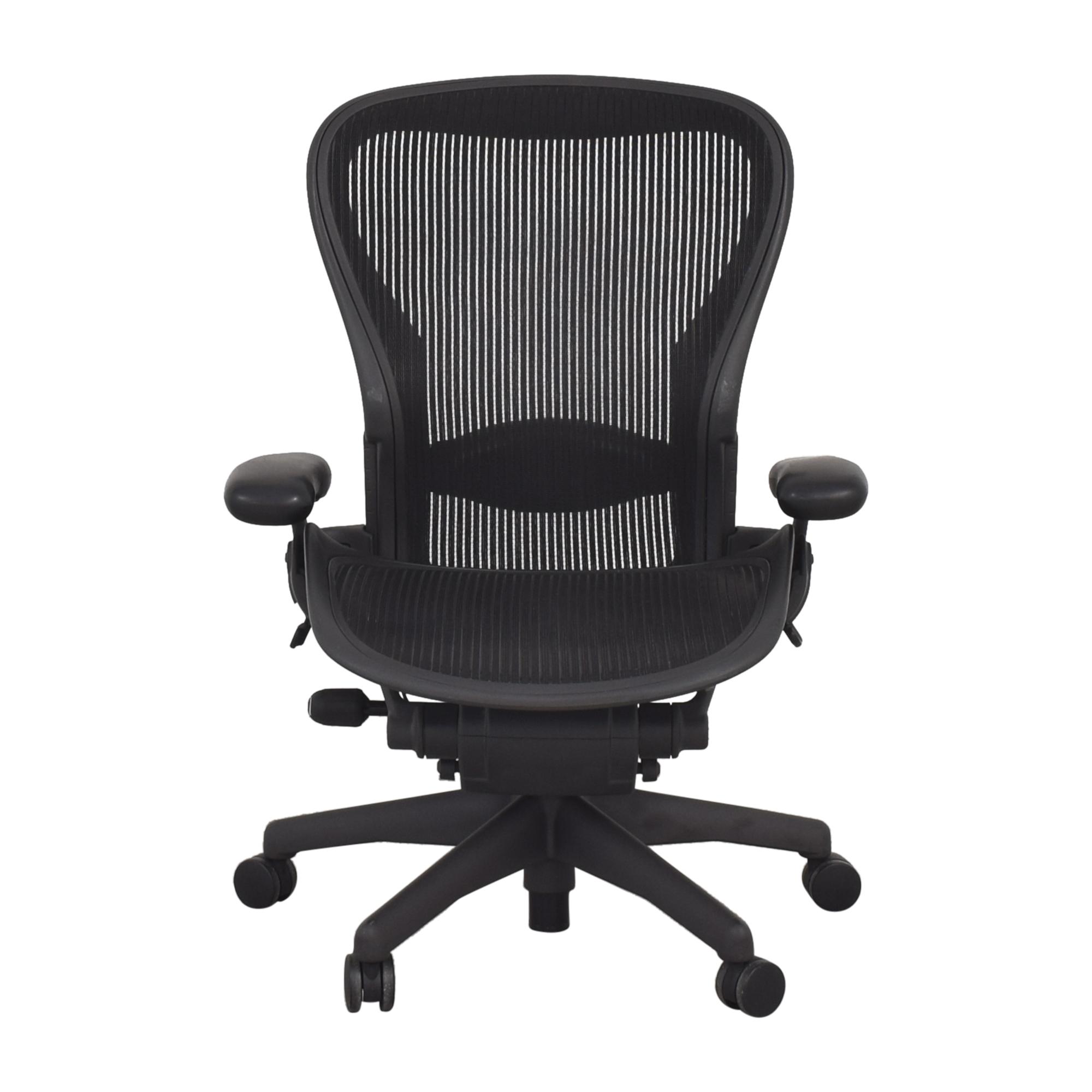 Herman Miller Herman Miller Size C Aeron Chair nj