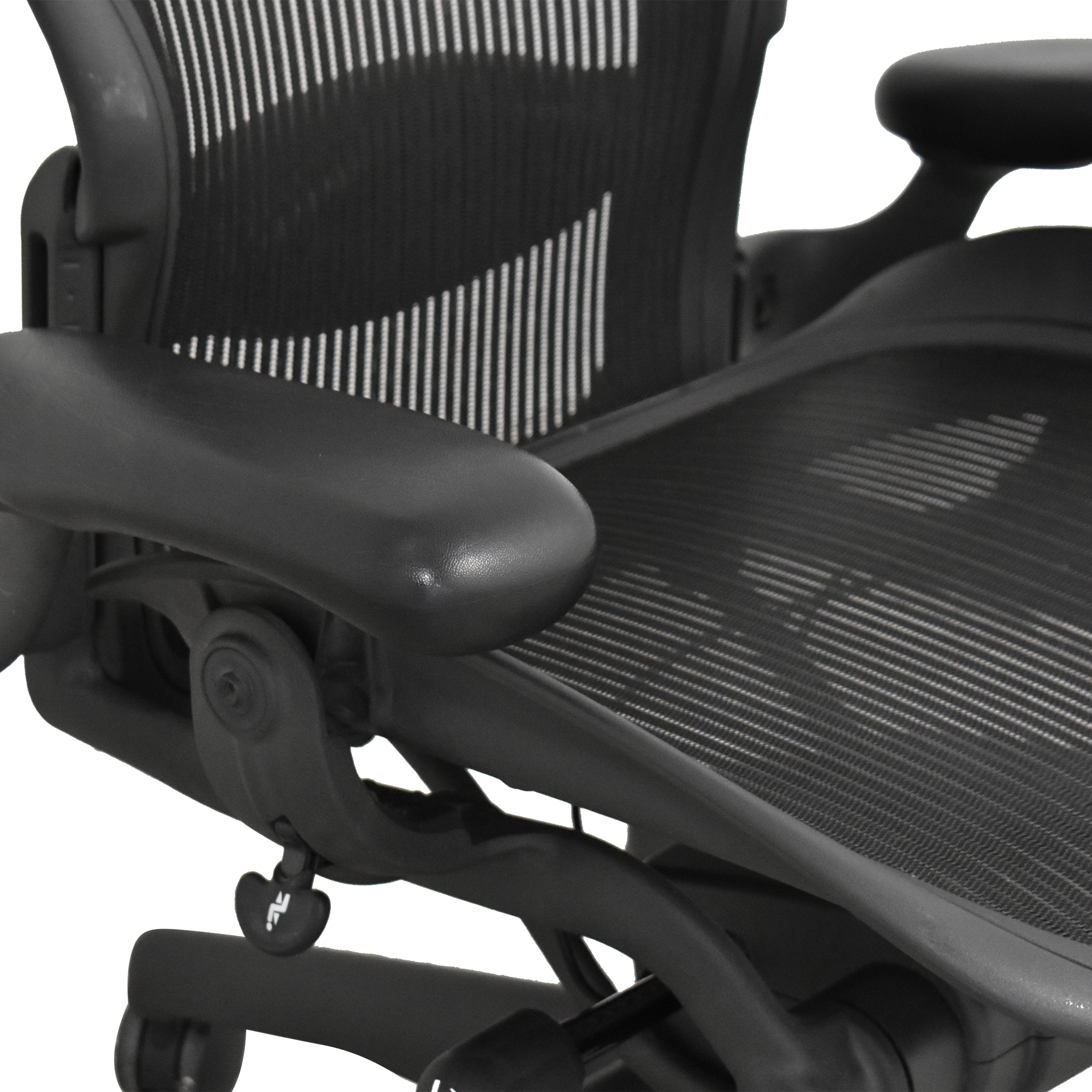 Herman Miller Herman Miller Size C Aeron Chair Home Office Chairs