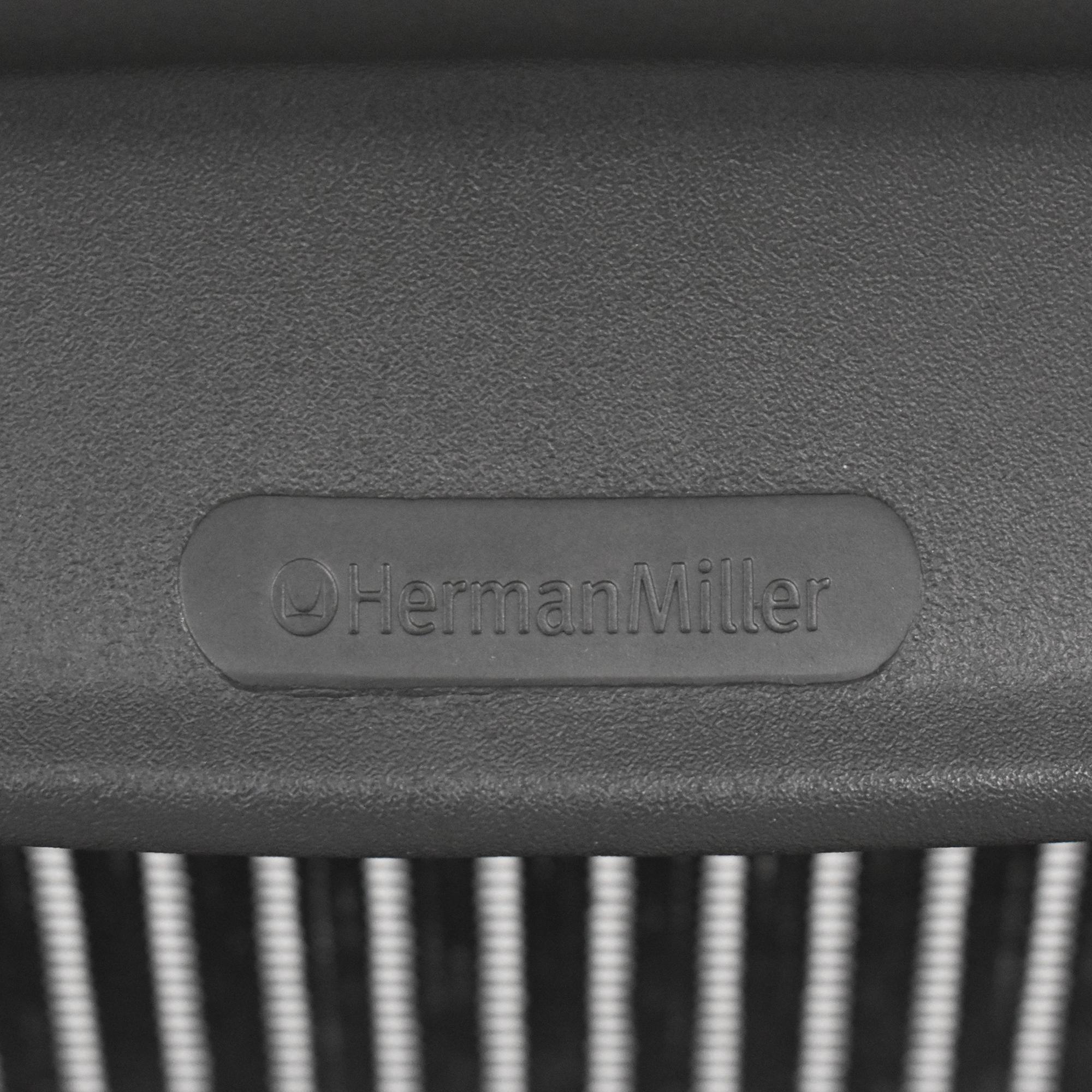 Herman Miller Size C Aeron Chair Herman Miller