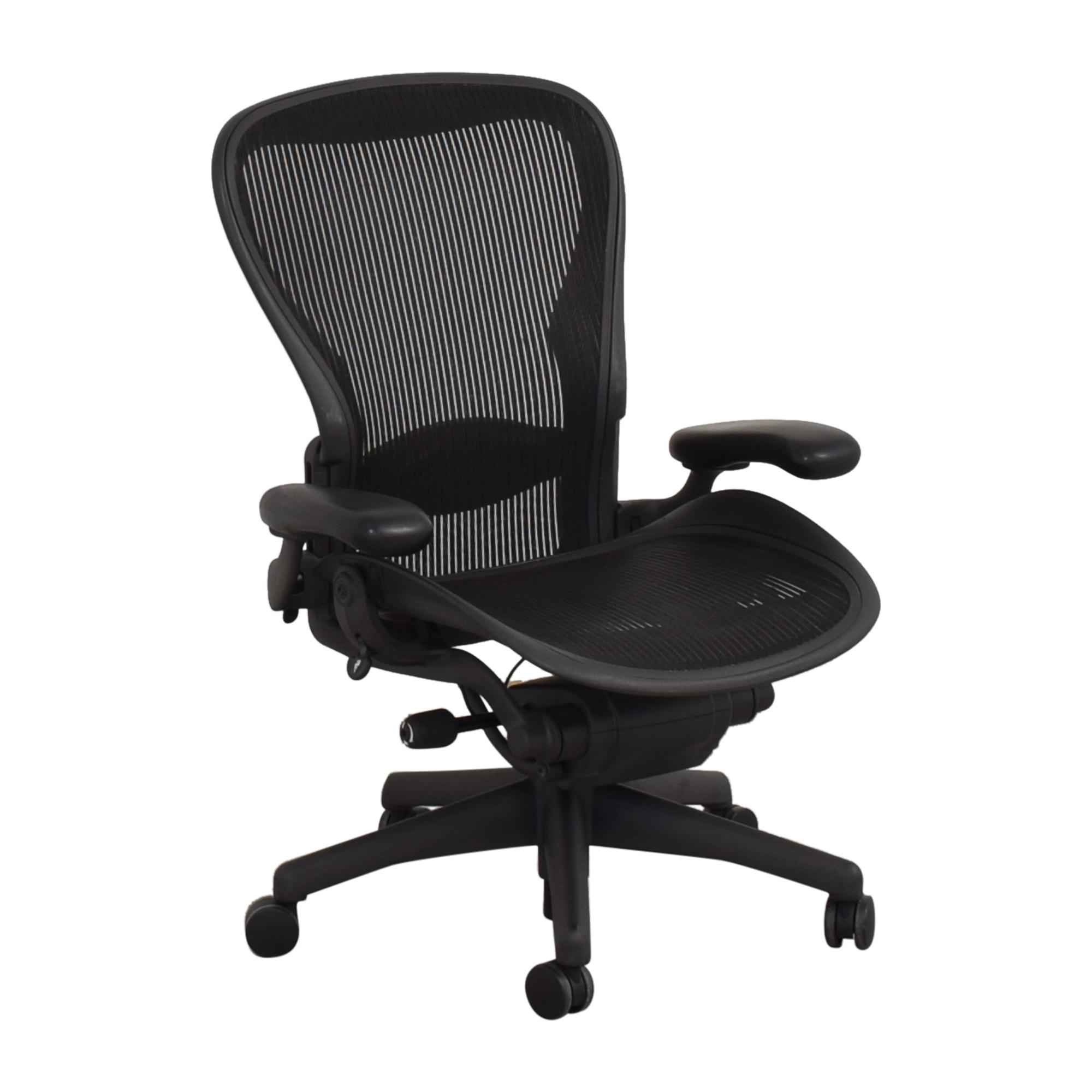 Herman Miller Size C Aeron Chair / Chairs
