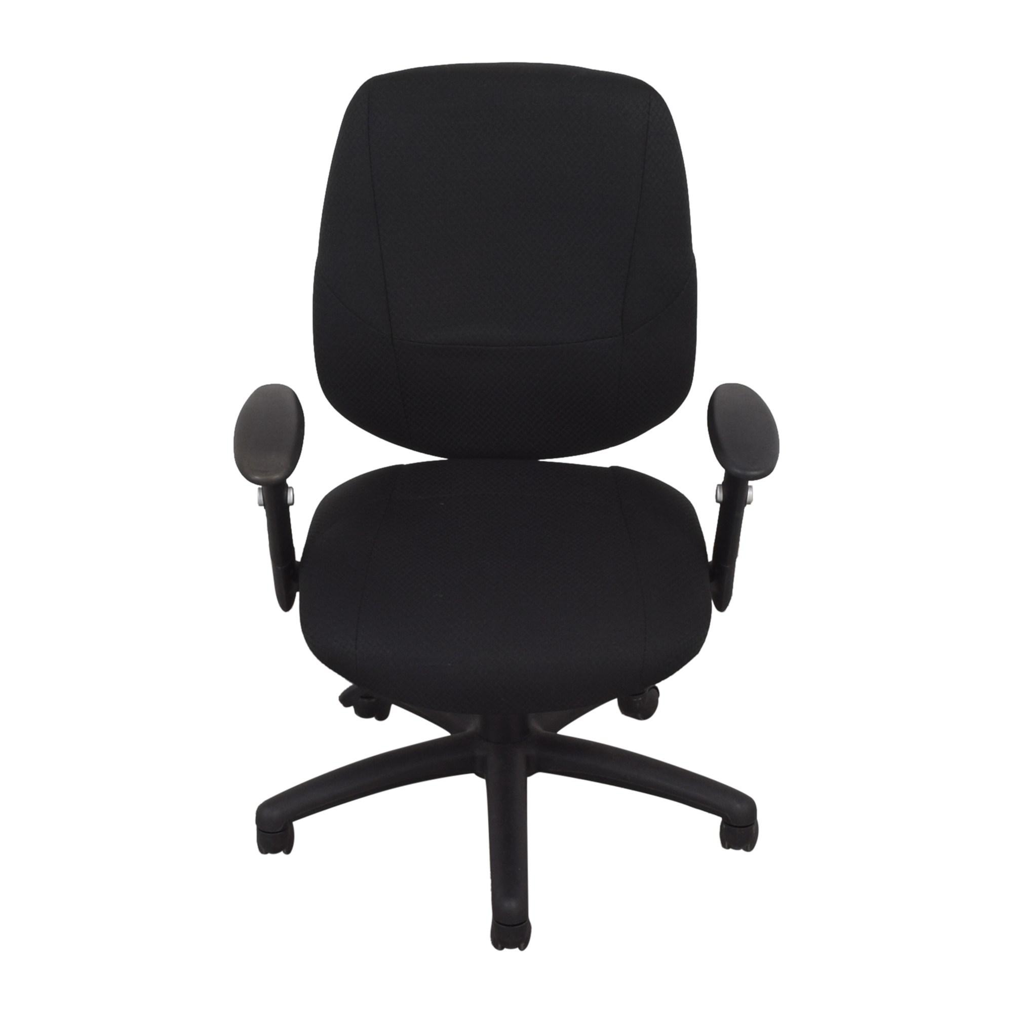 Offices to Go Offices to Go Adjustable Office Chair dimensions