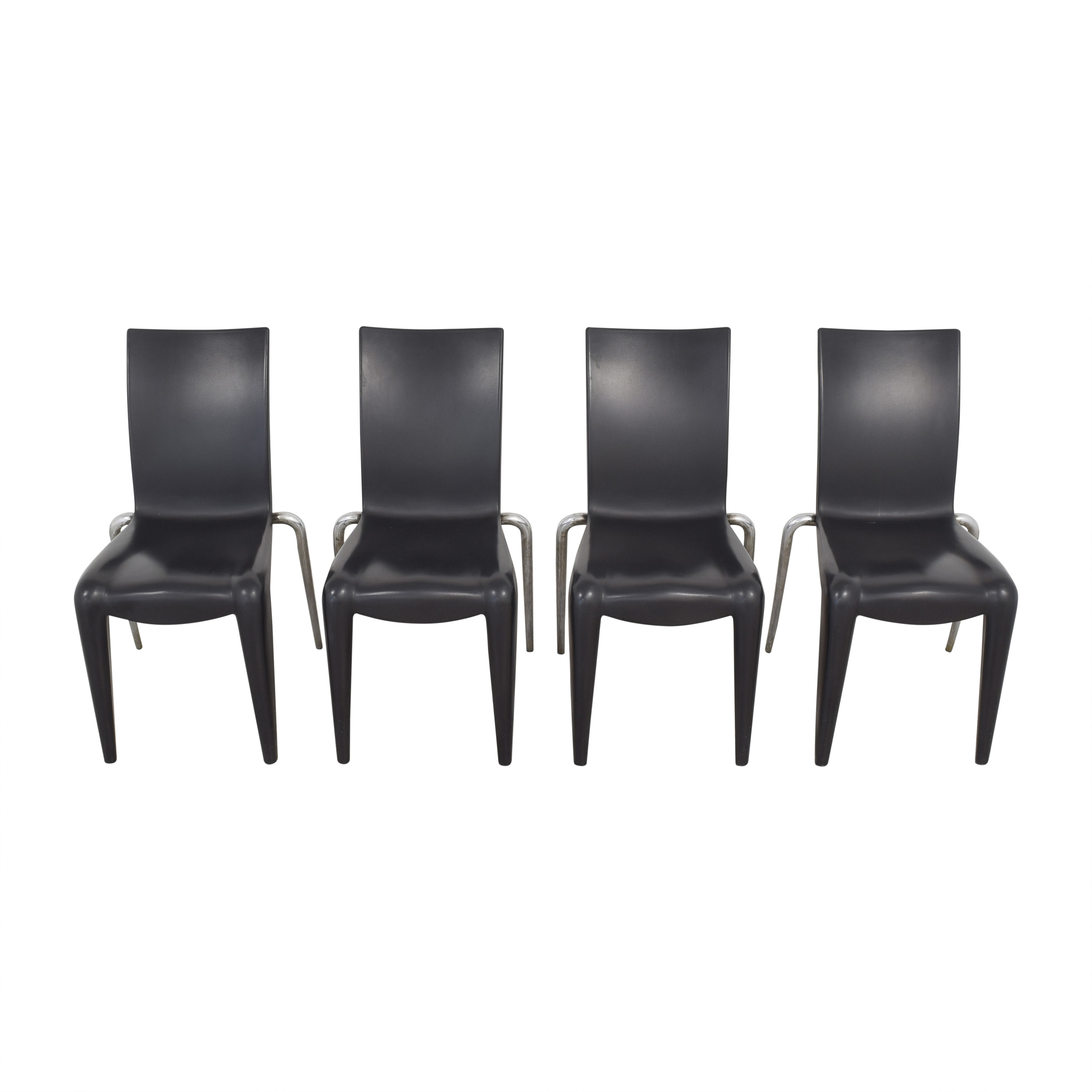 Vitra Vitra Louis 20 Dining Chairs by Phillipe Starck Dining Chairs