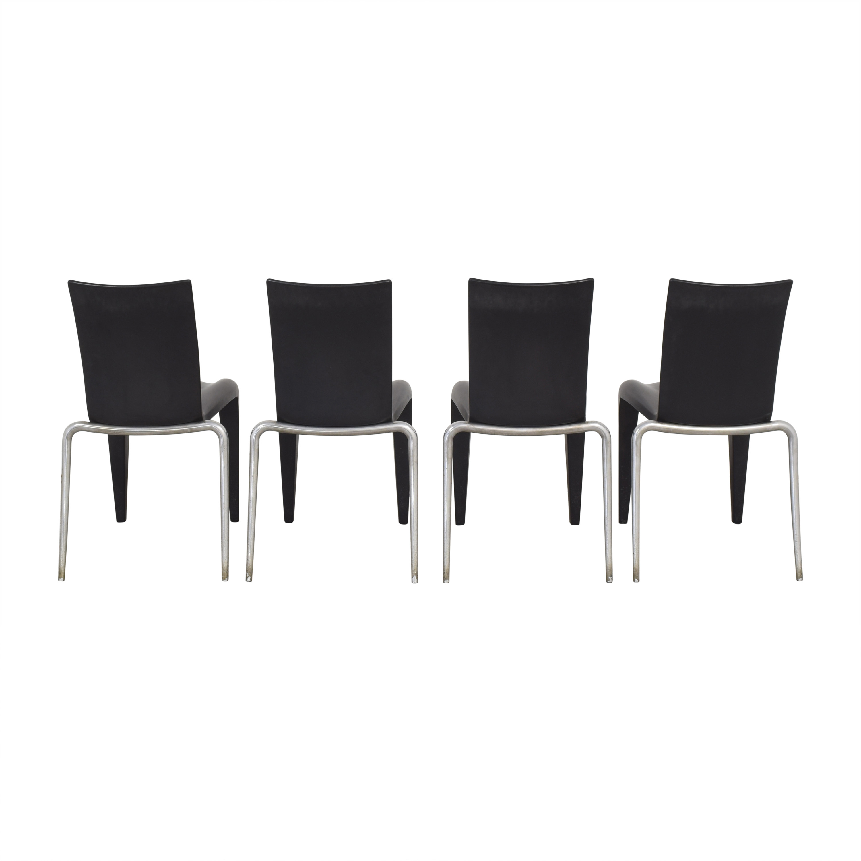 Vitra Vitra Louis 20 Dining Chairs by Phillipe Starck dimensions