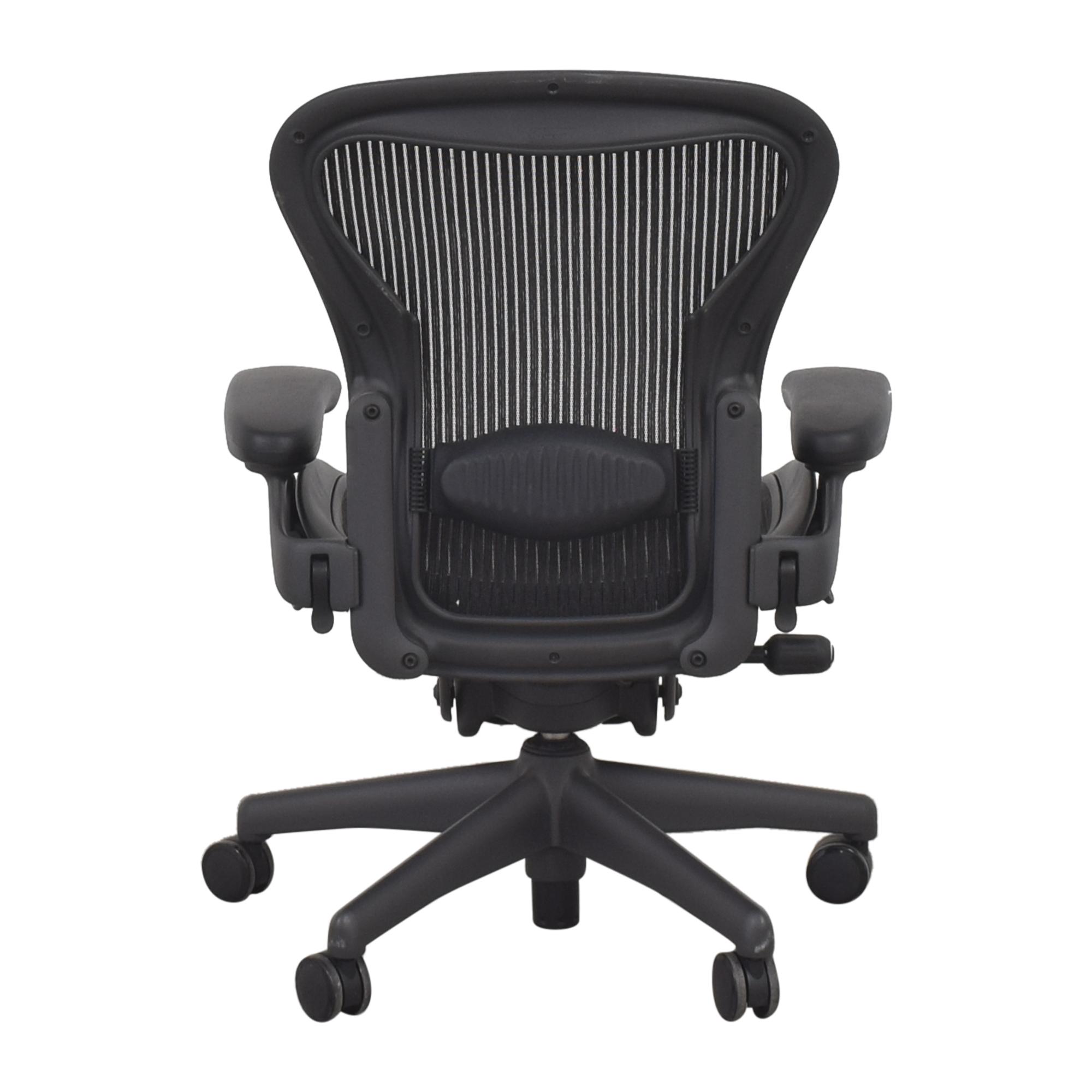 Herman Miller Herman Miller Size A Aeron Chair pa