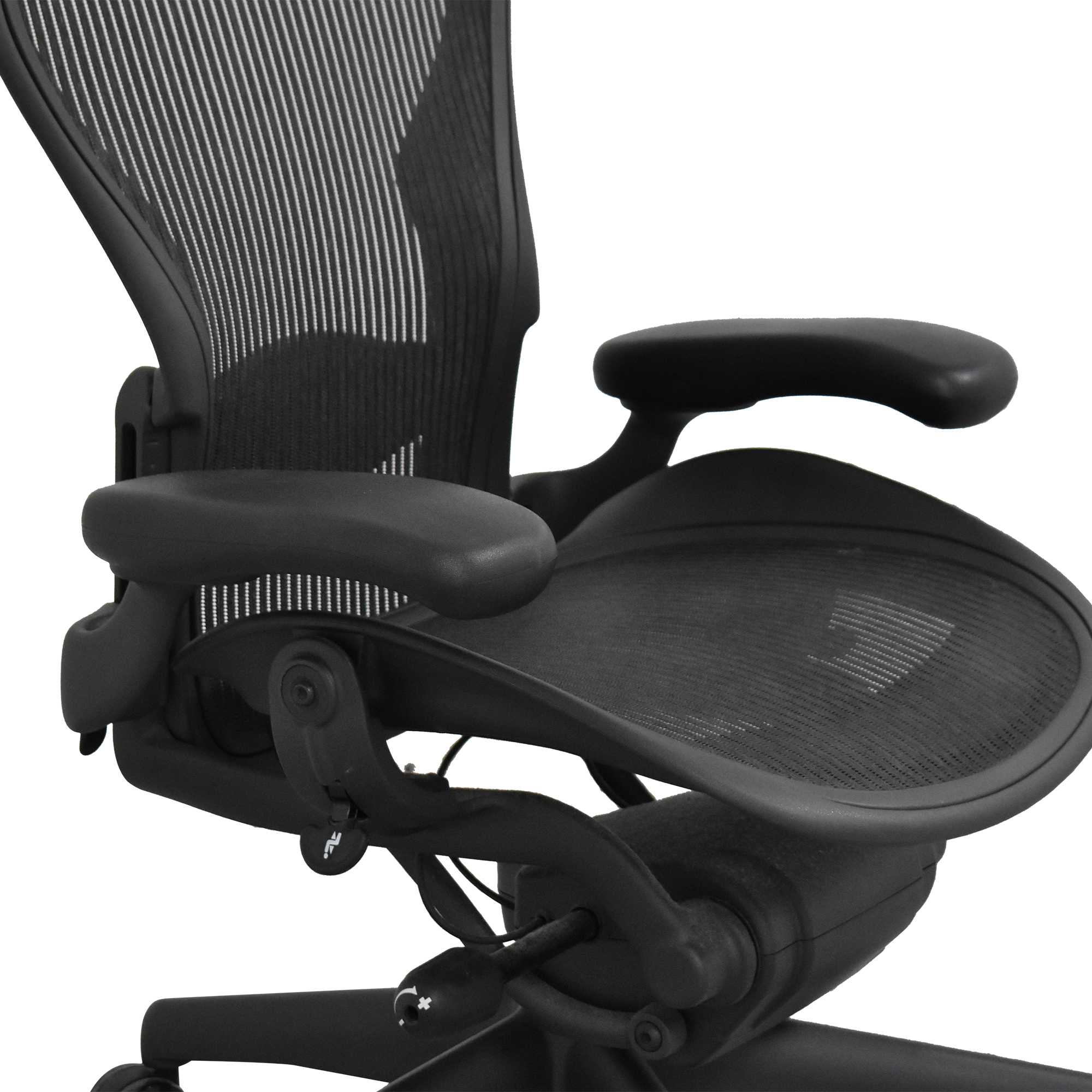 shop Herman Miller Size A Aeron Chair Herman Miller