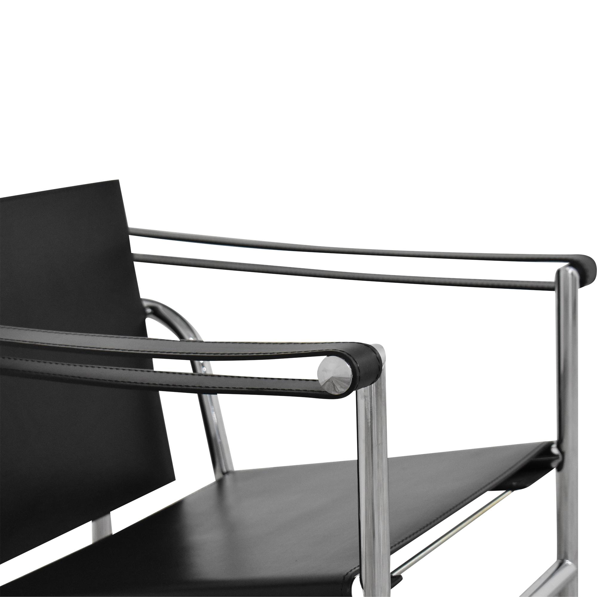 Cassina Cassina Le Corbusier LC1 Chair discount