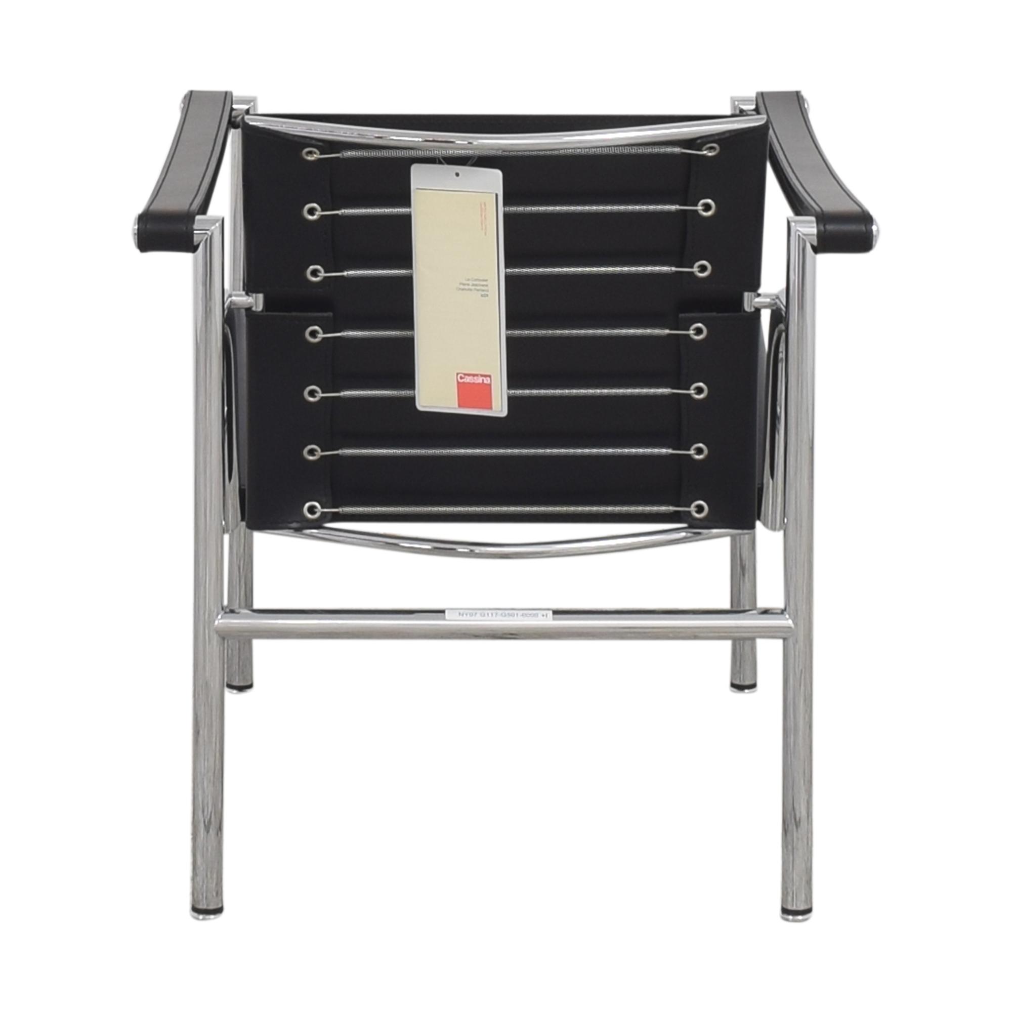 Cassina Cassina Le Corbusier LC1 Chair on sale