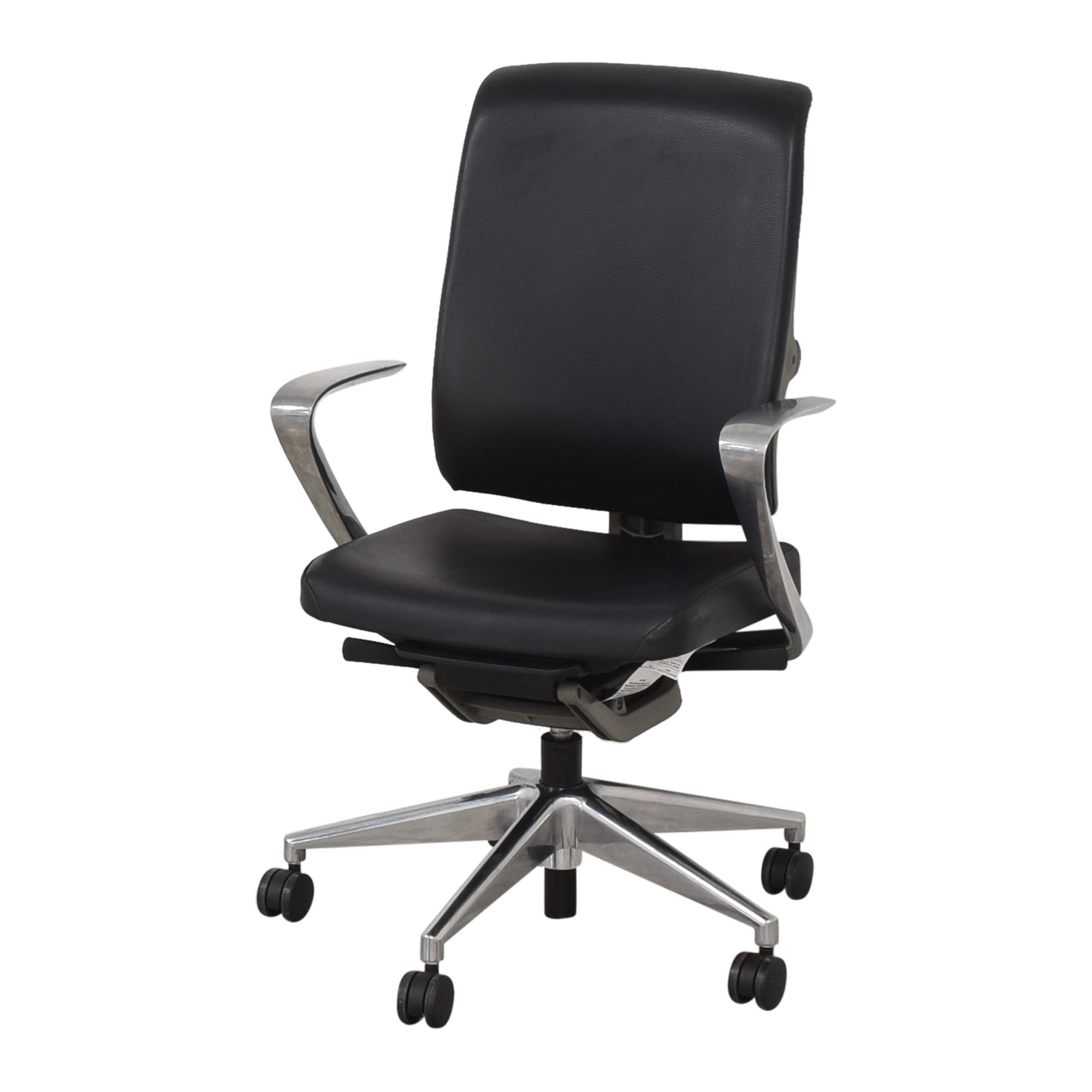 Allsteel Allsteel Task Chair black & silver