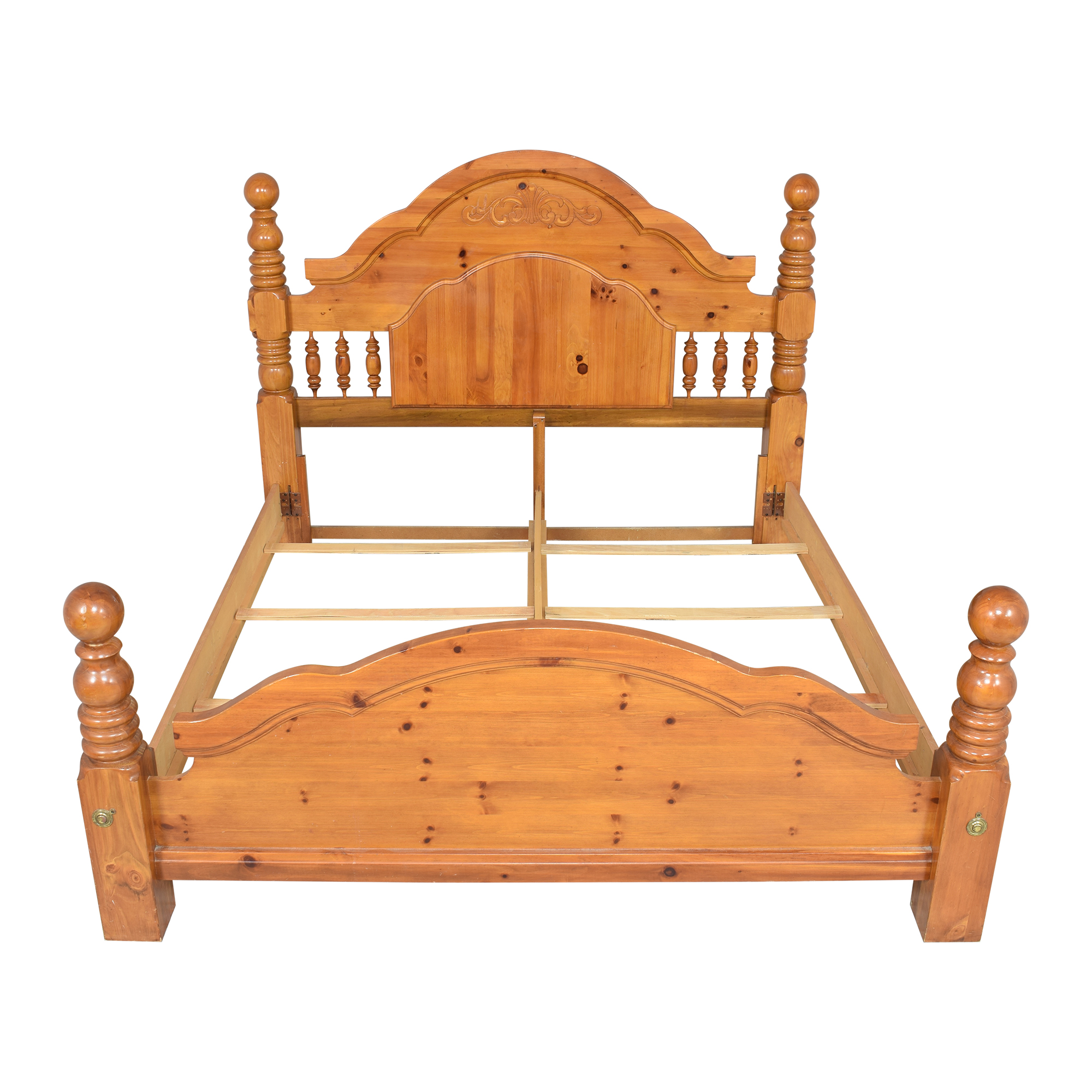 buy Four Poster King Bed  Bed Frames