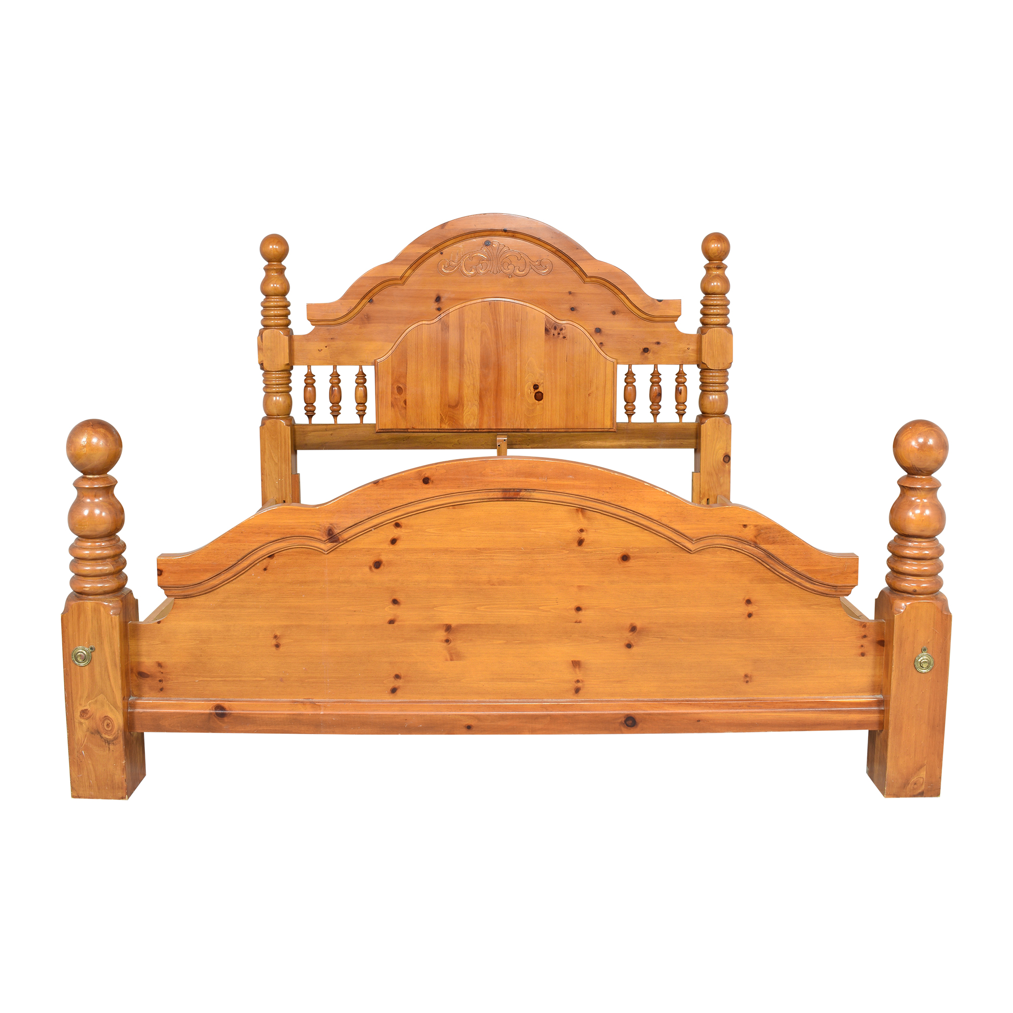 shop Four Poster King Bed