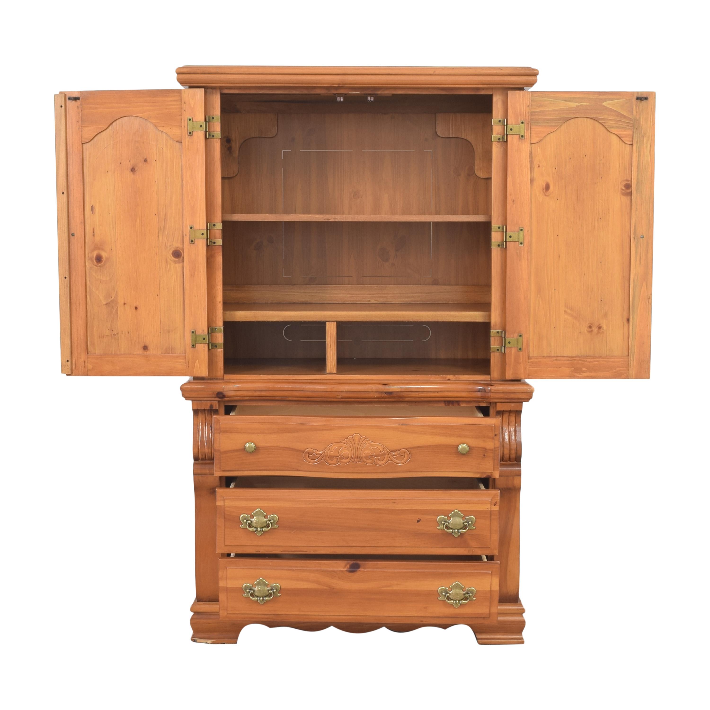 Vaughan-Bassett Vaughan-Bassett Armoire with Drawers for sale