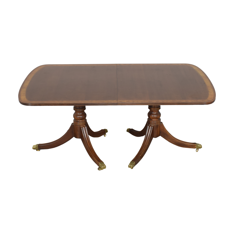 Henredon Furniture Henredon Furniture Extendable Dining Table price